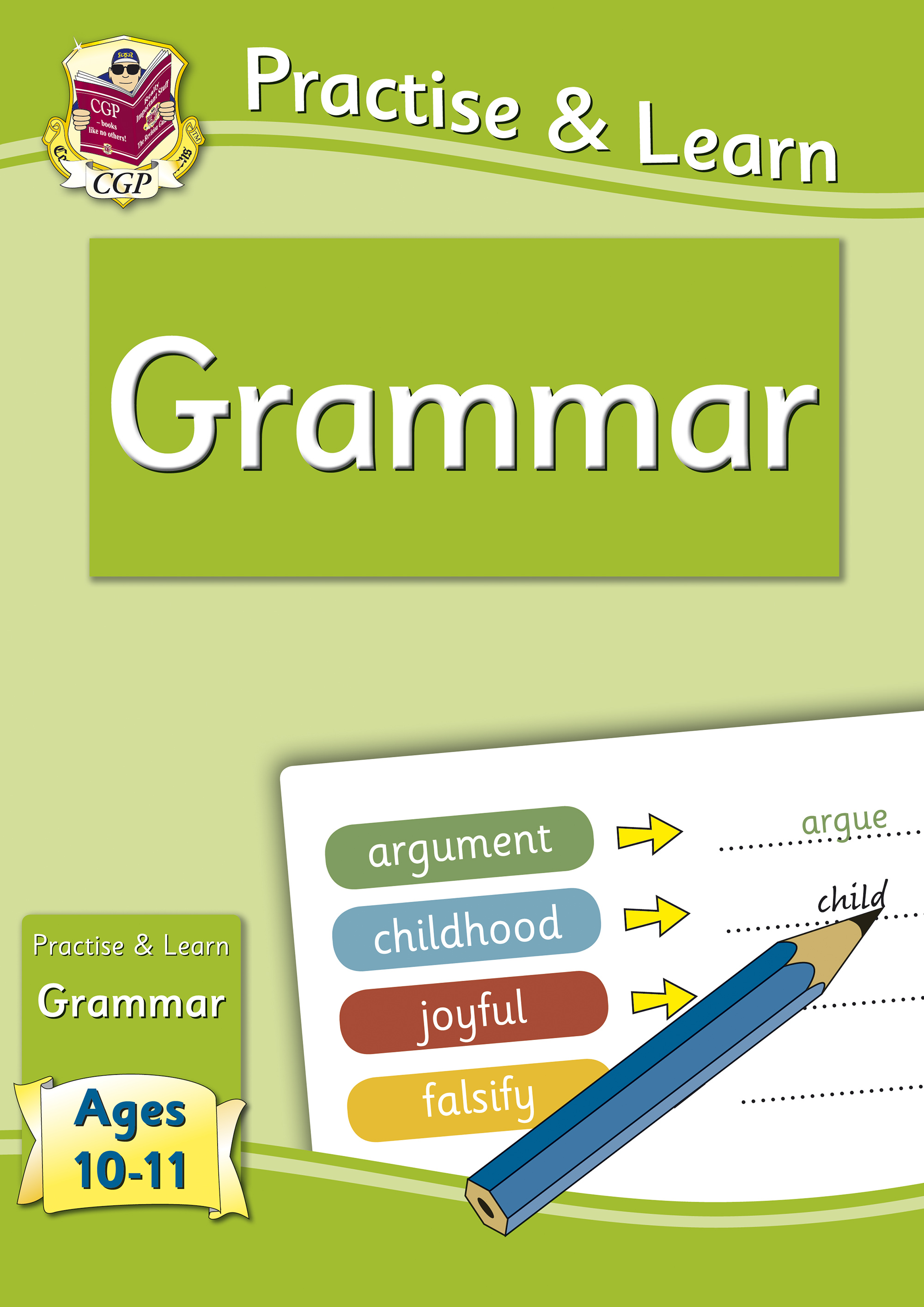 EP6G21 - Practise & Learn: Grammar (Ages 10-11)