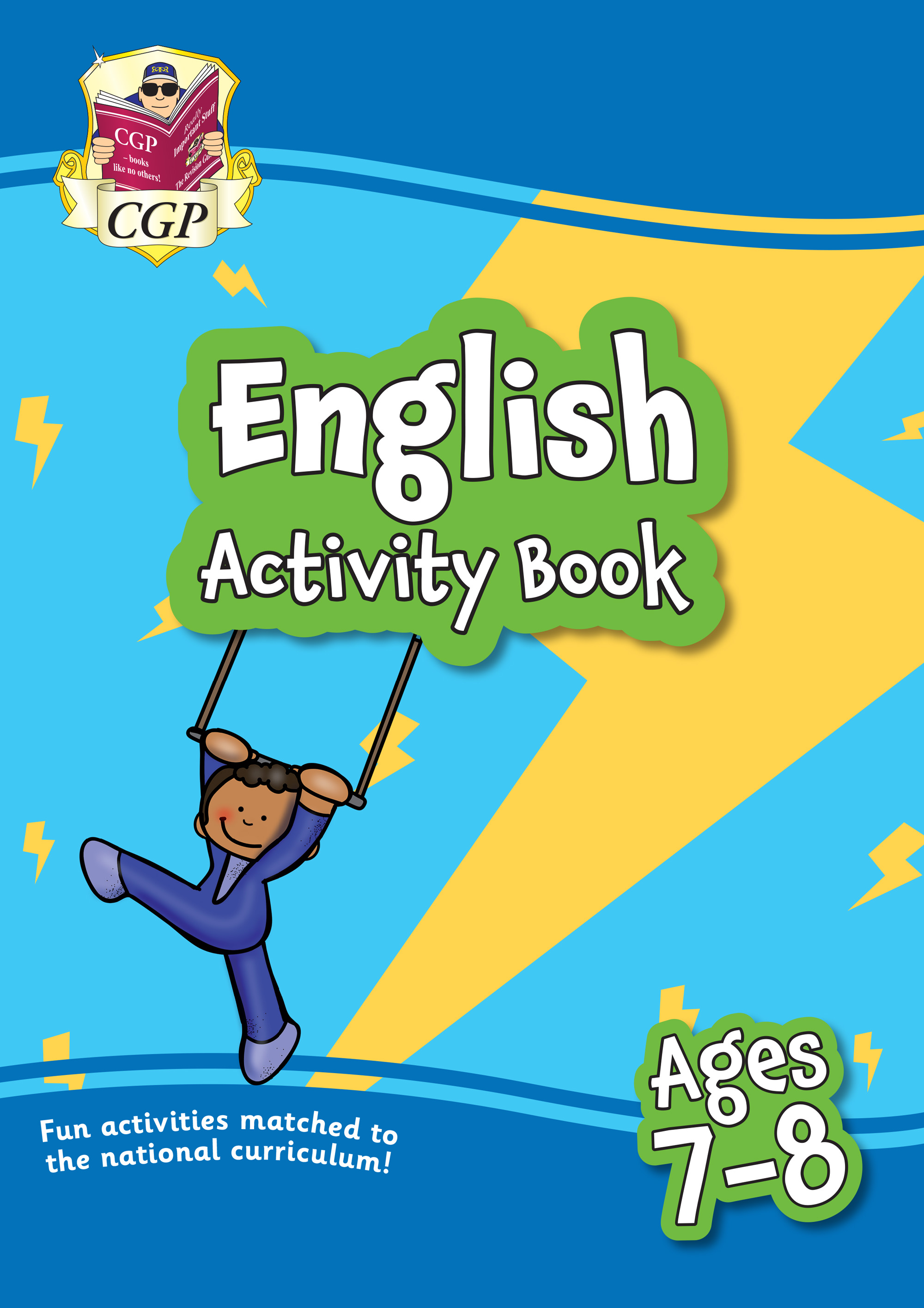 EPF3Q21 - New English Home Learning Activity Book for Ages 7-8