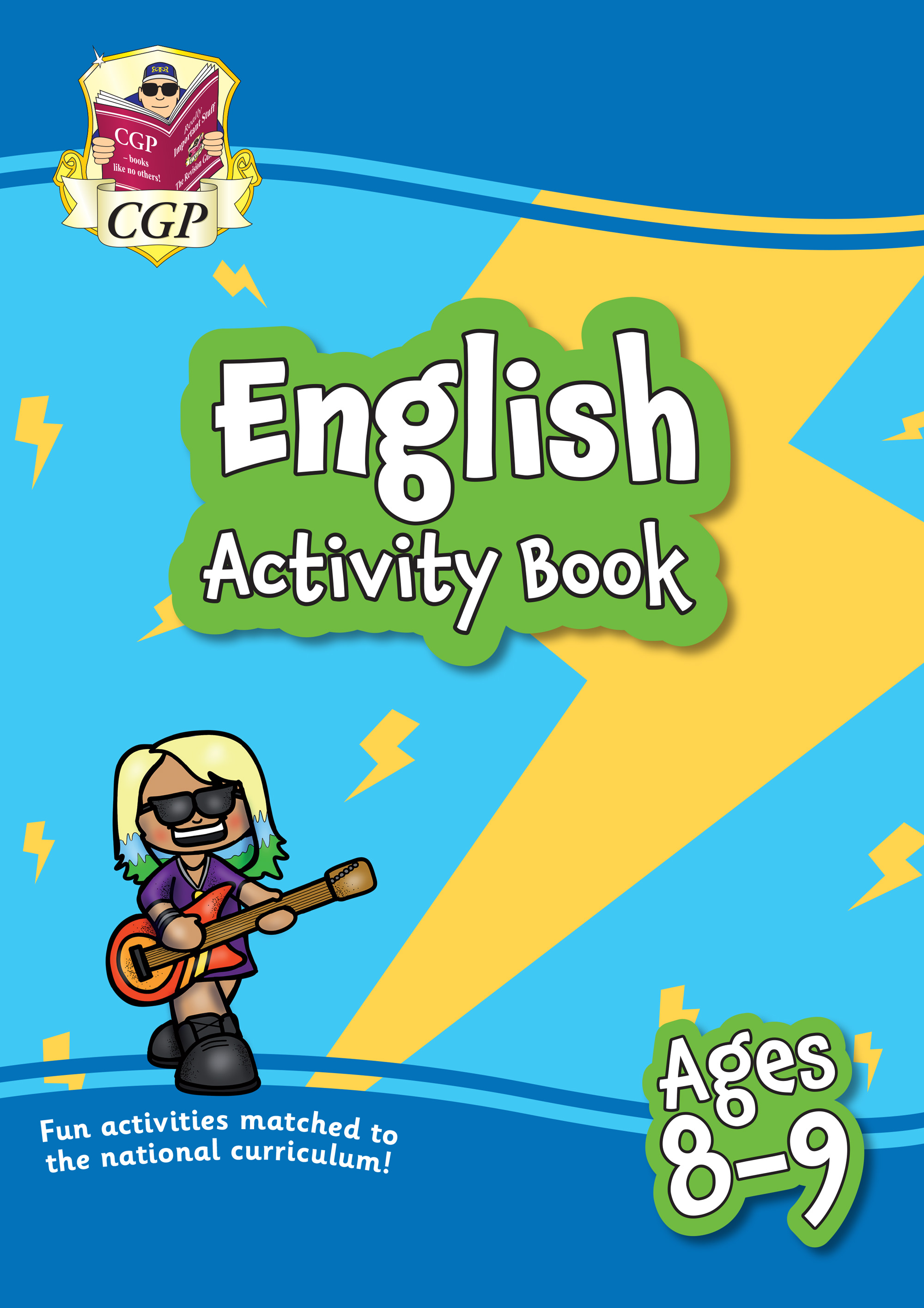 EPF4Q21 - New English Home Learning Activity Book for Ages 8-9