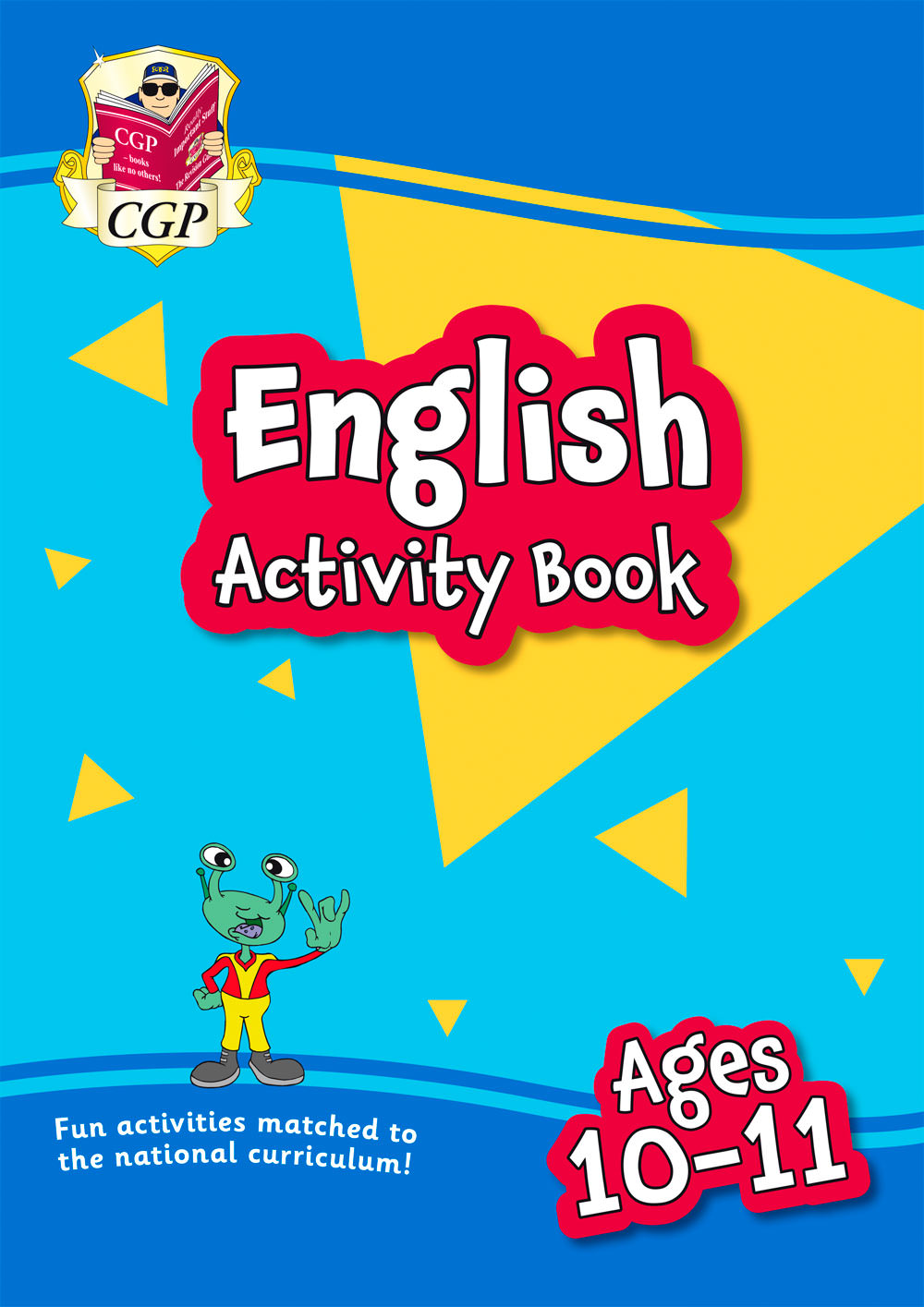 EPF6Q21 - New English Activity Book for Ages 10-11