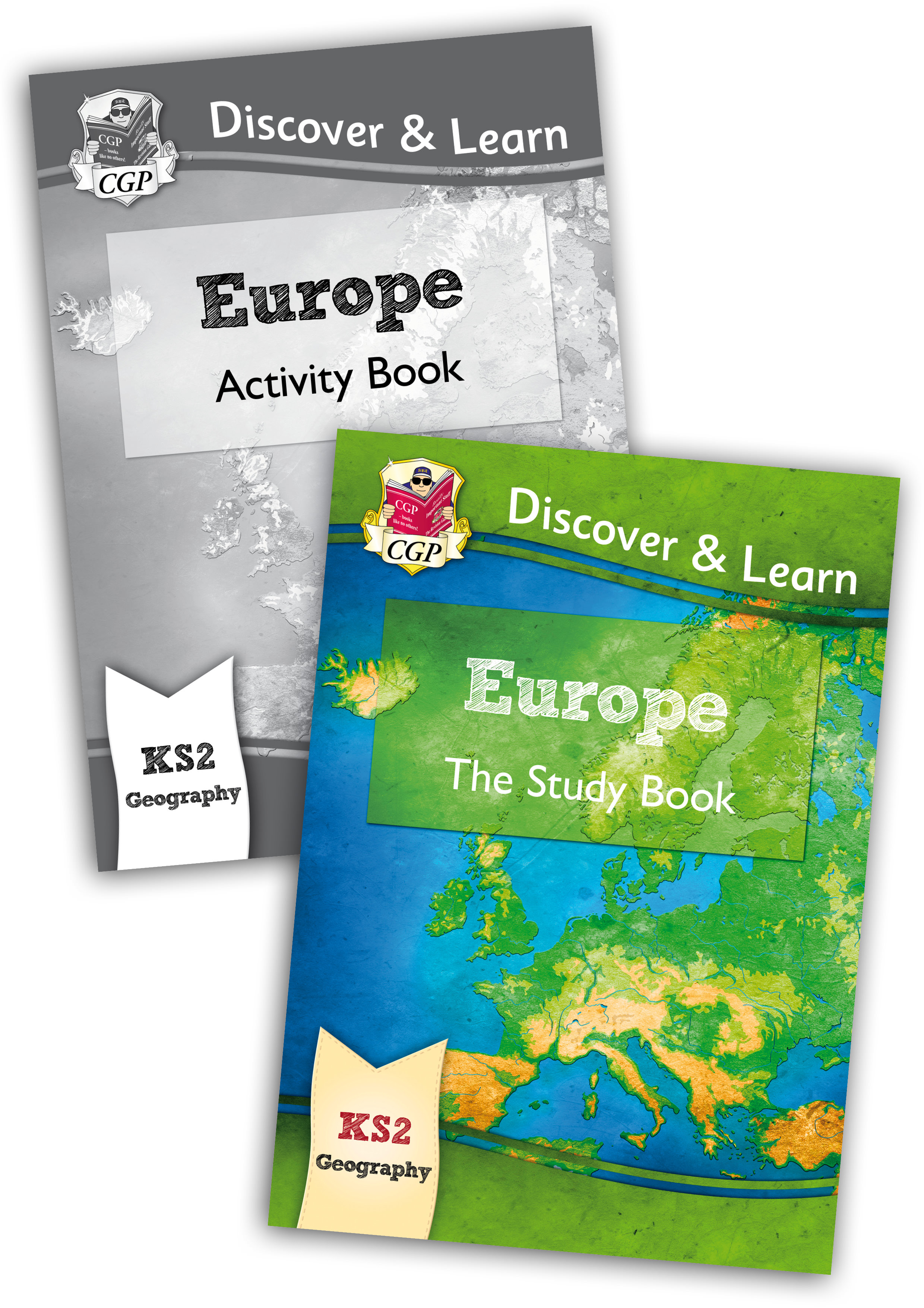 GEB21 - New KS2 Discover & Learn: Geography - Europe Bundle