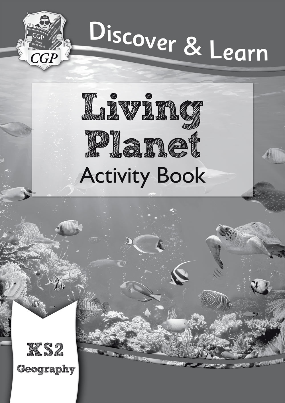GLW21 - KS2 Discover & Learn: Geography - Living Planet Activity Book