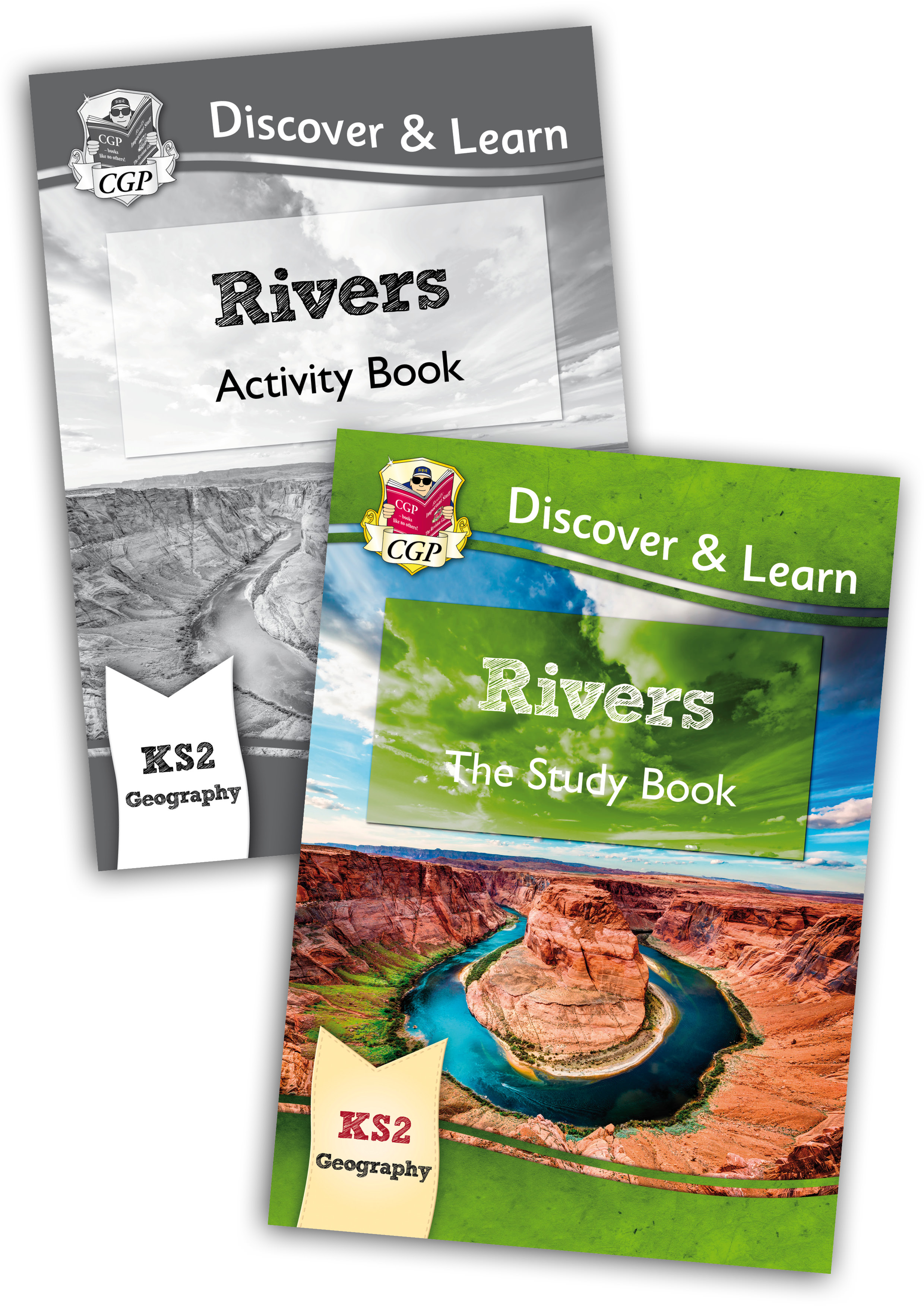 GRB21 - New KS2 Discover & Learn: Geography - Rivers Bundle