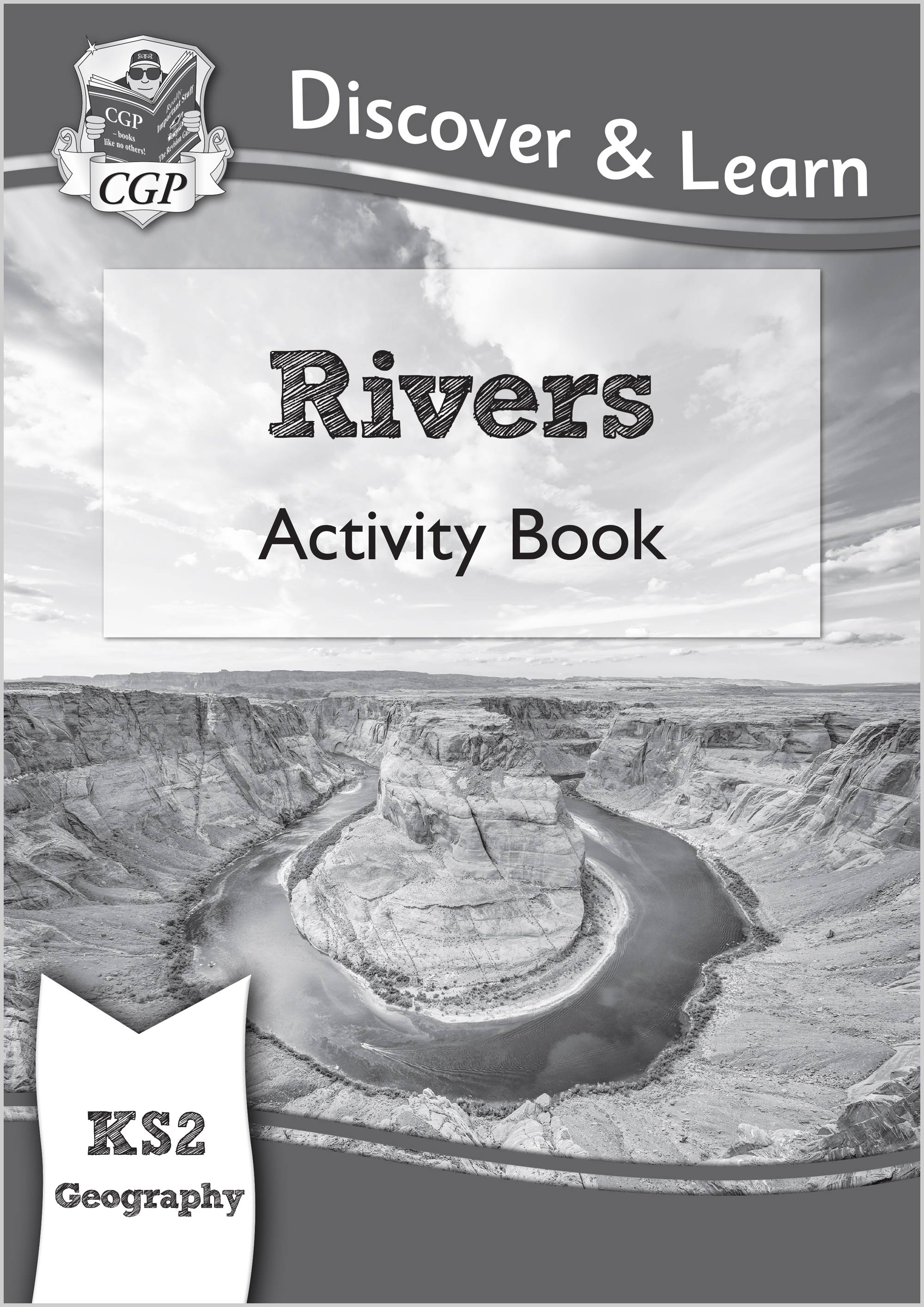 GRW21 - New KS2 Discover & Learn: Geography - Rivers Activity Book