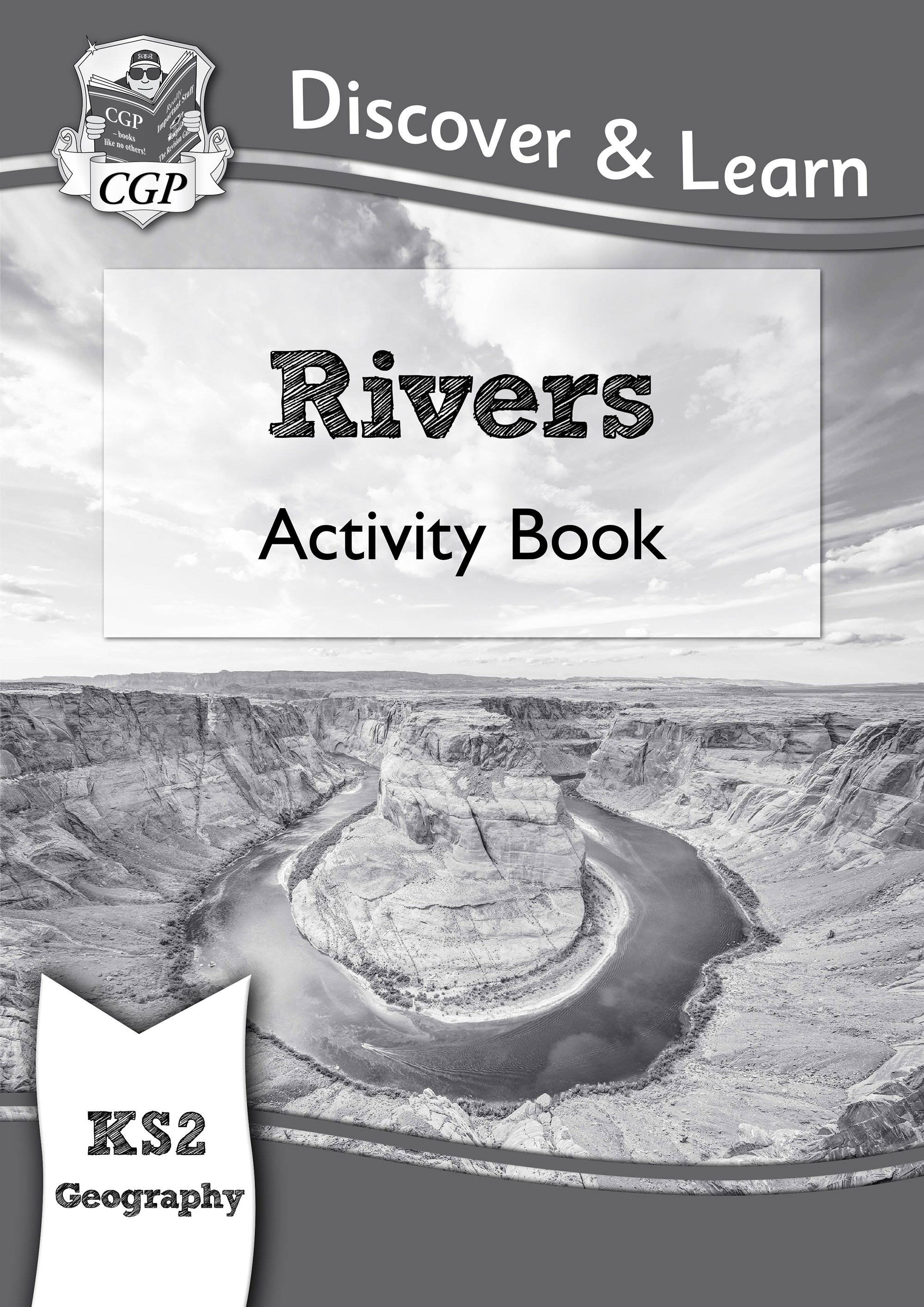 GRW21DF - KS2 Discover & Learn: Geography - Rivers Activity Book Online Edition