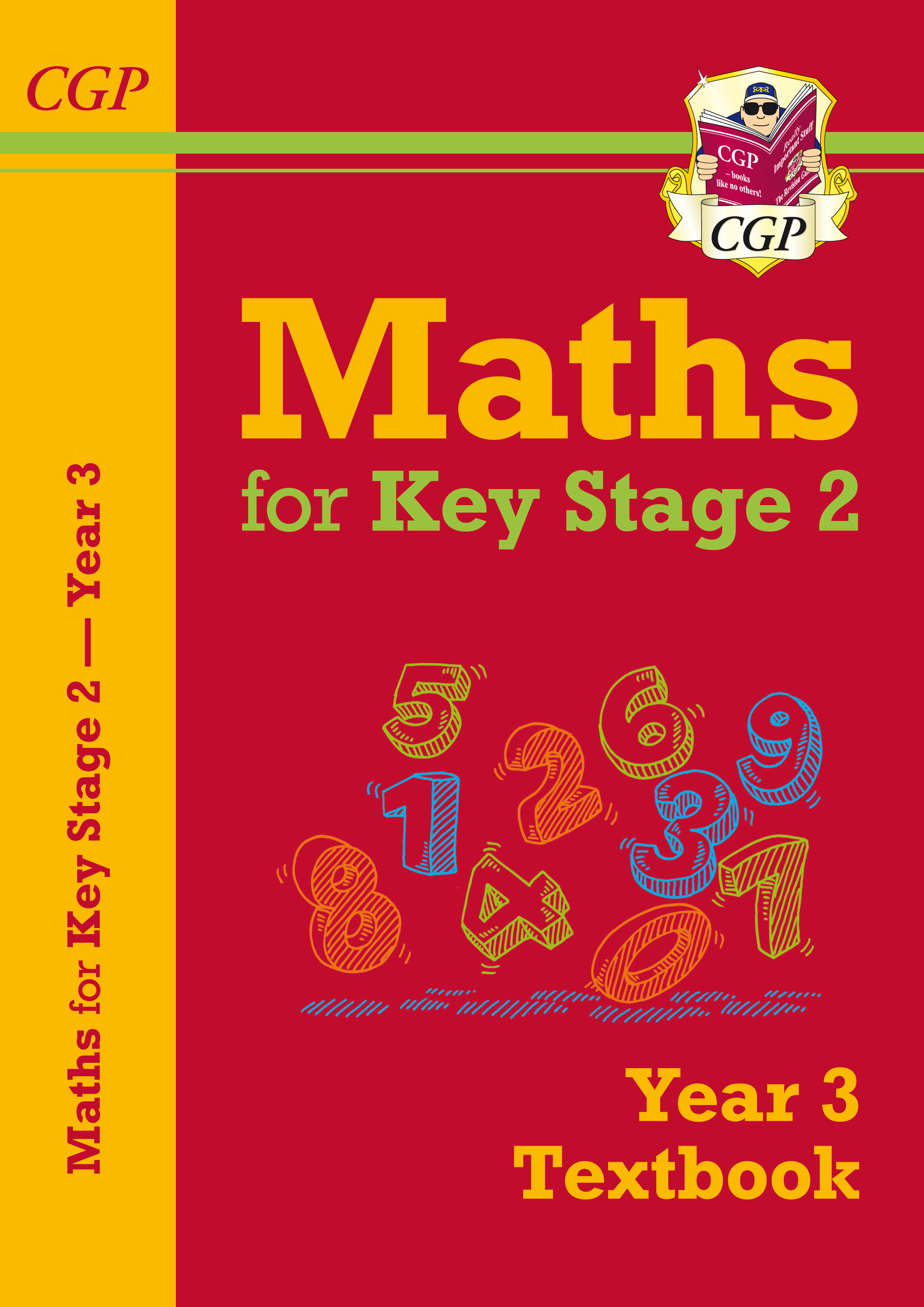 M3PB21 - KS2 Maths Textbook - Year 3