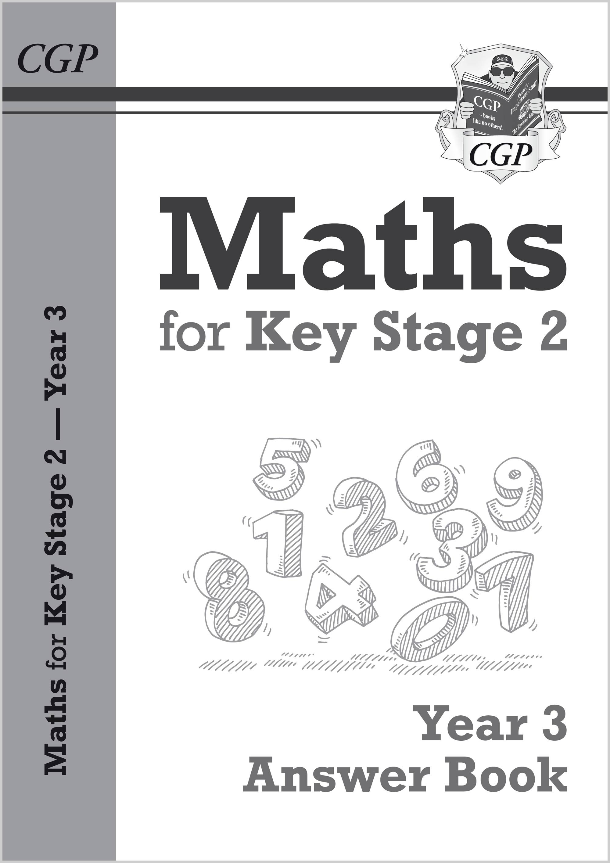 M3PBA21 - New KS2 Maths Answers for Year 3 Textbook