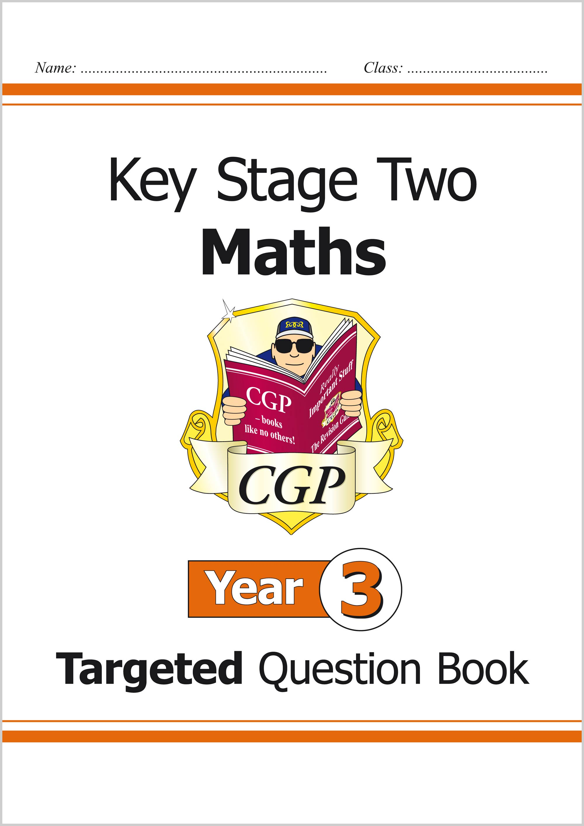 M3Q23 - KS2 Maths Targeted Question Book - Year 3