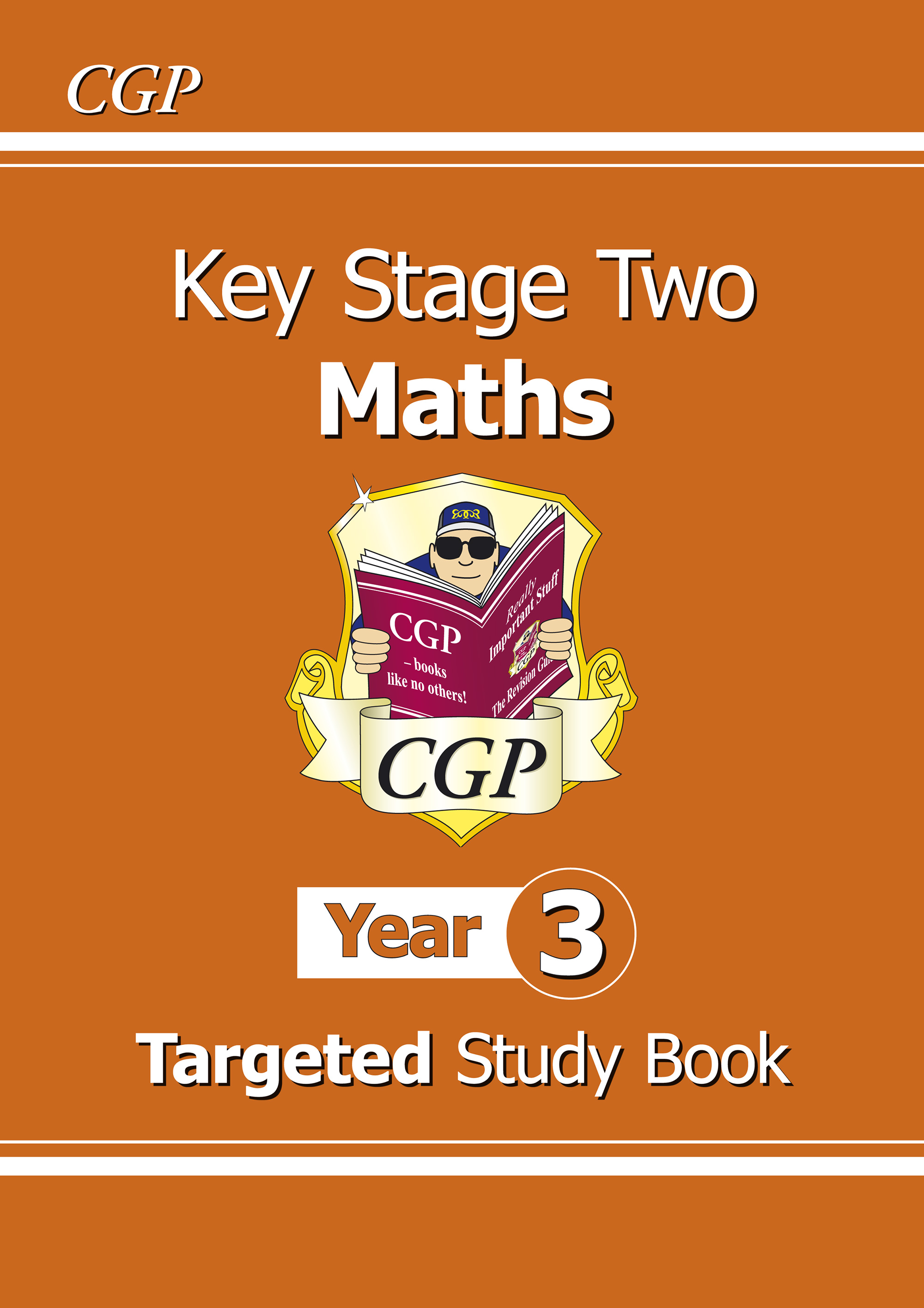 M3R23 - KS2 Maths Targeted Study Book - Year 3
