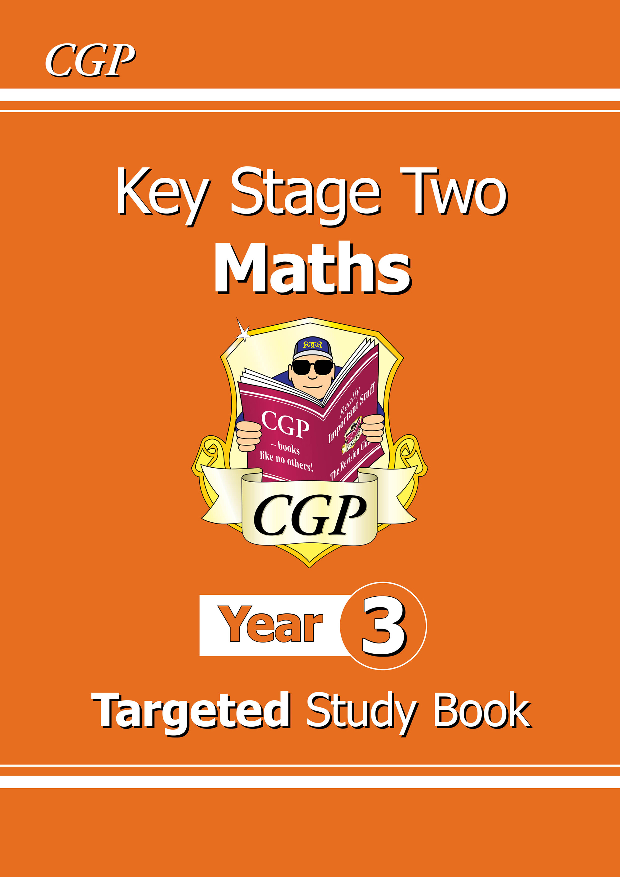 M3R23DK - KS2 Maths Targeted Study Book - Year 3