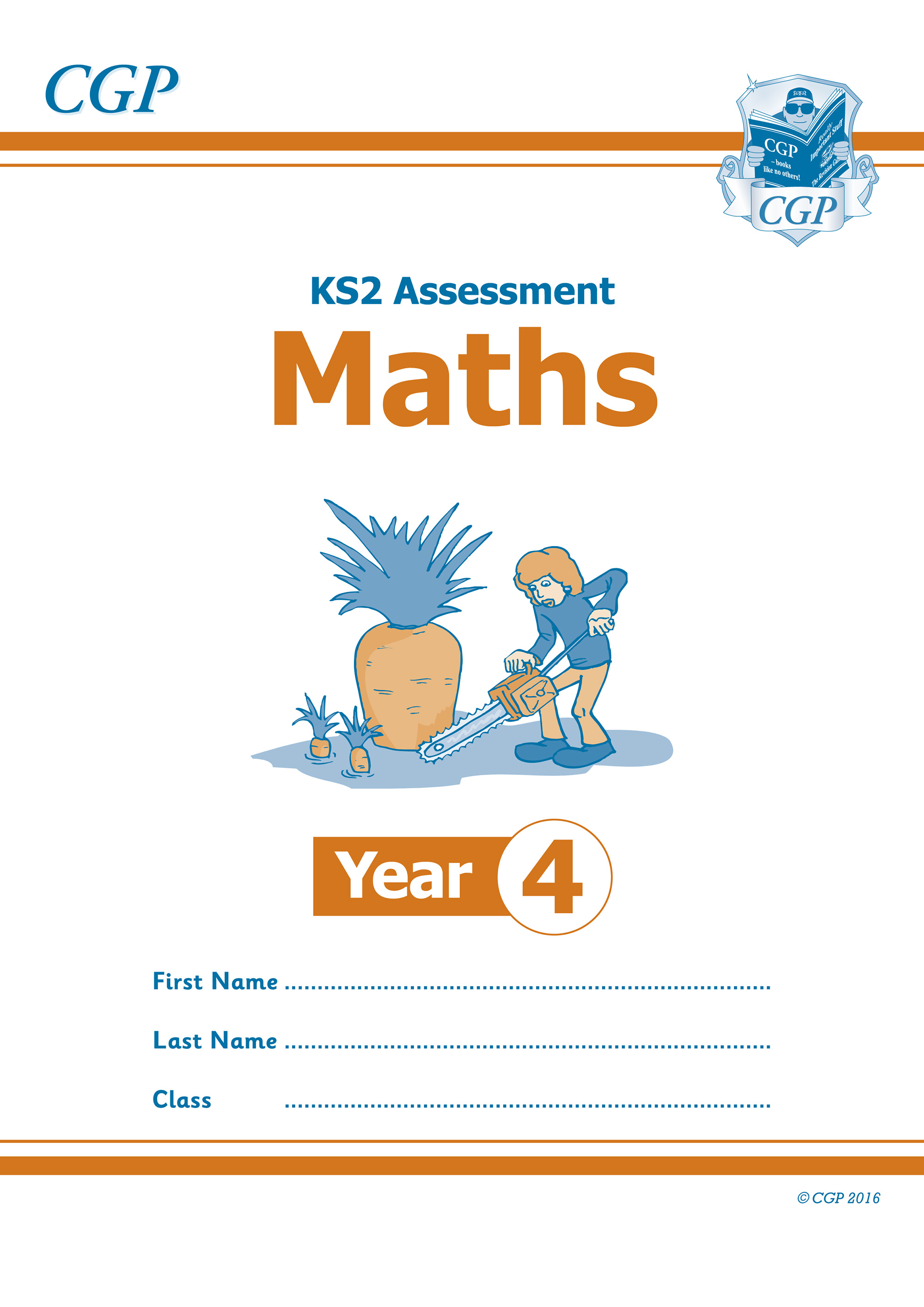 M4P21 - KS2 Assessment: Maths - Year 4 Test