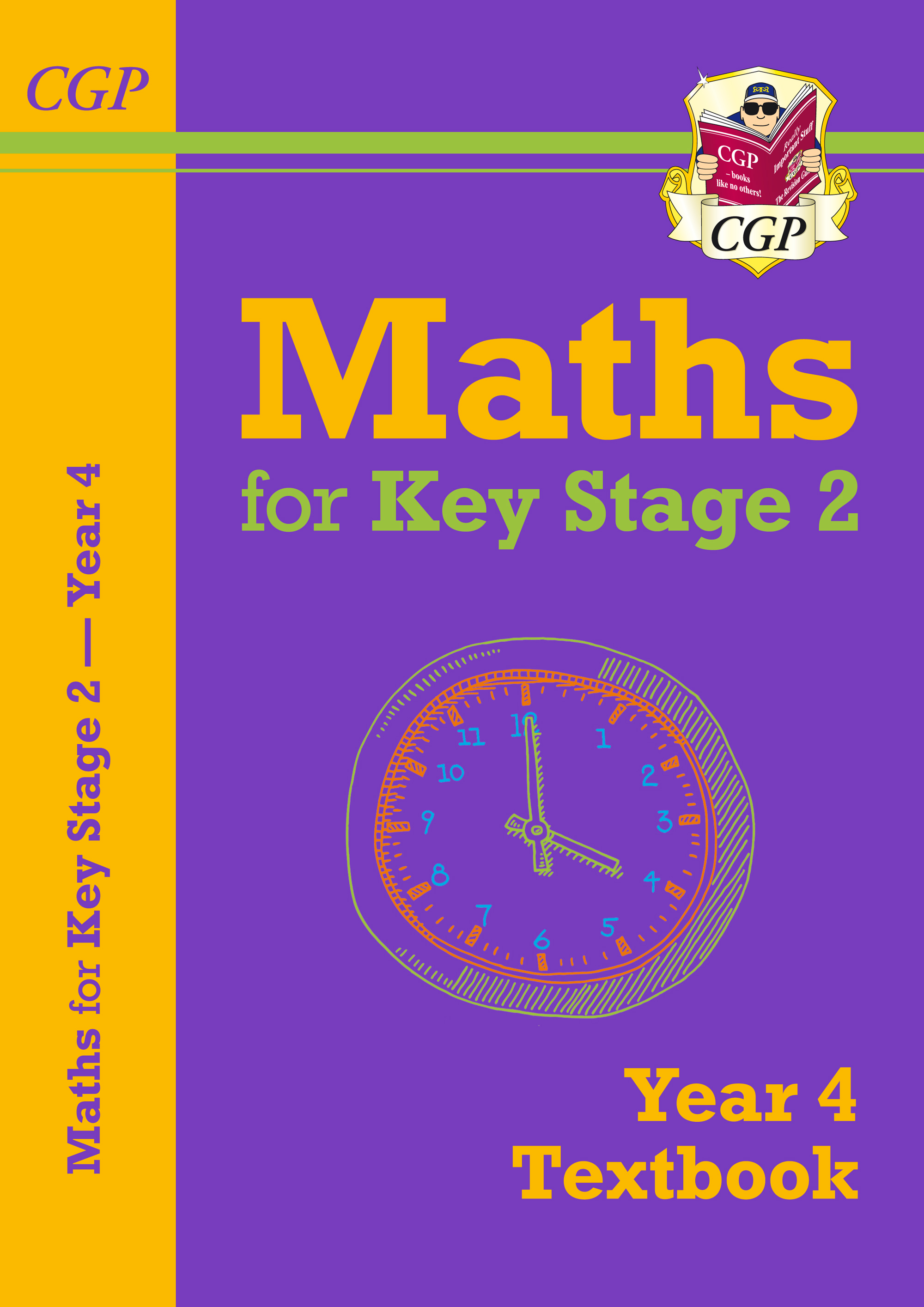 M4PB21 - KS2 Maths Textbook - Year 4