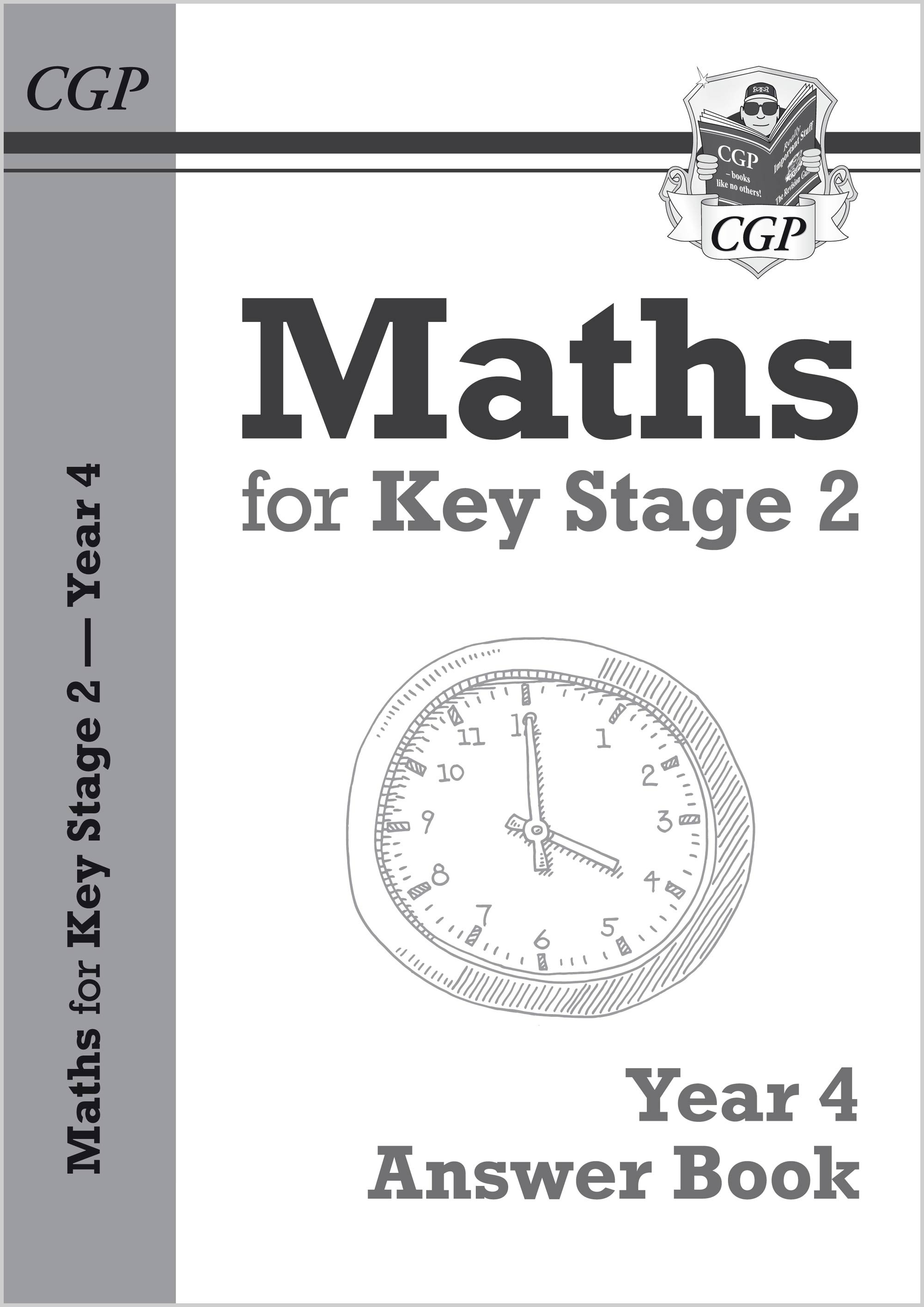 M4PBA21 - KS2 Maths Answers for Year 4 Textbook