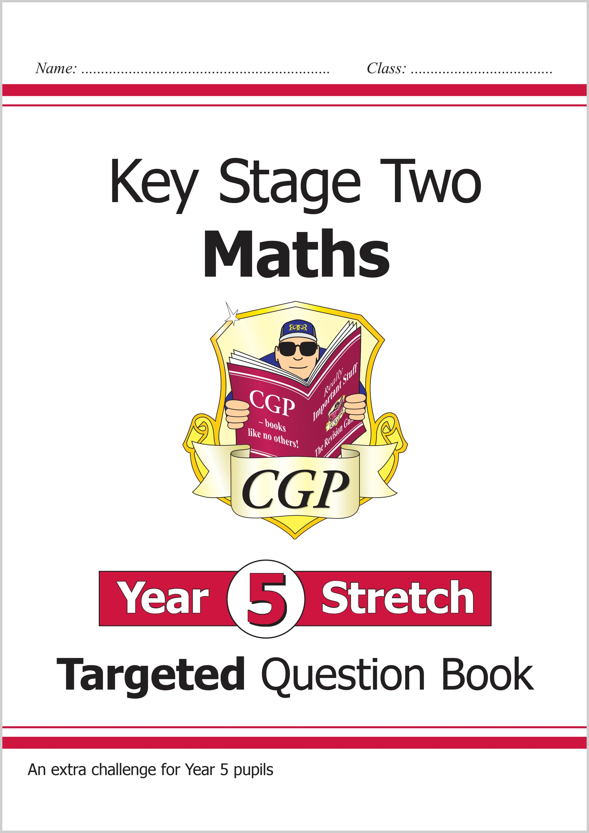 M5HQ21 - New KS2 Maths Targeted Question Book: Challenging Maths - Year 5 Stretch