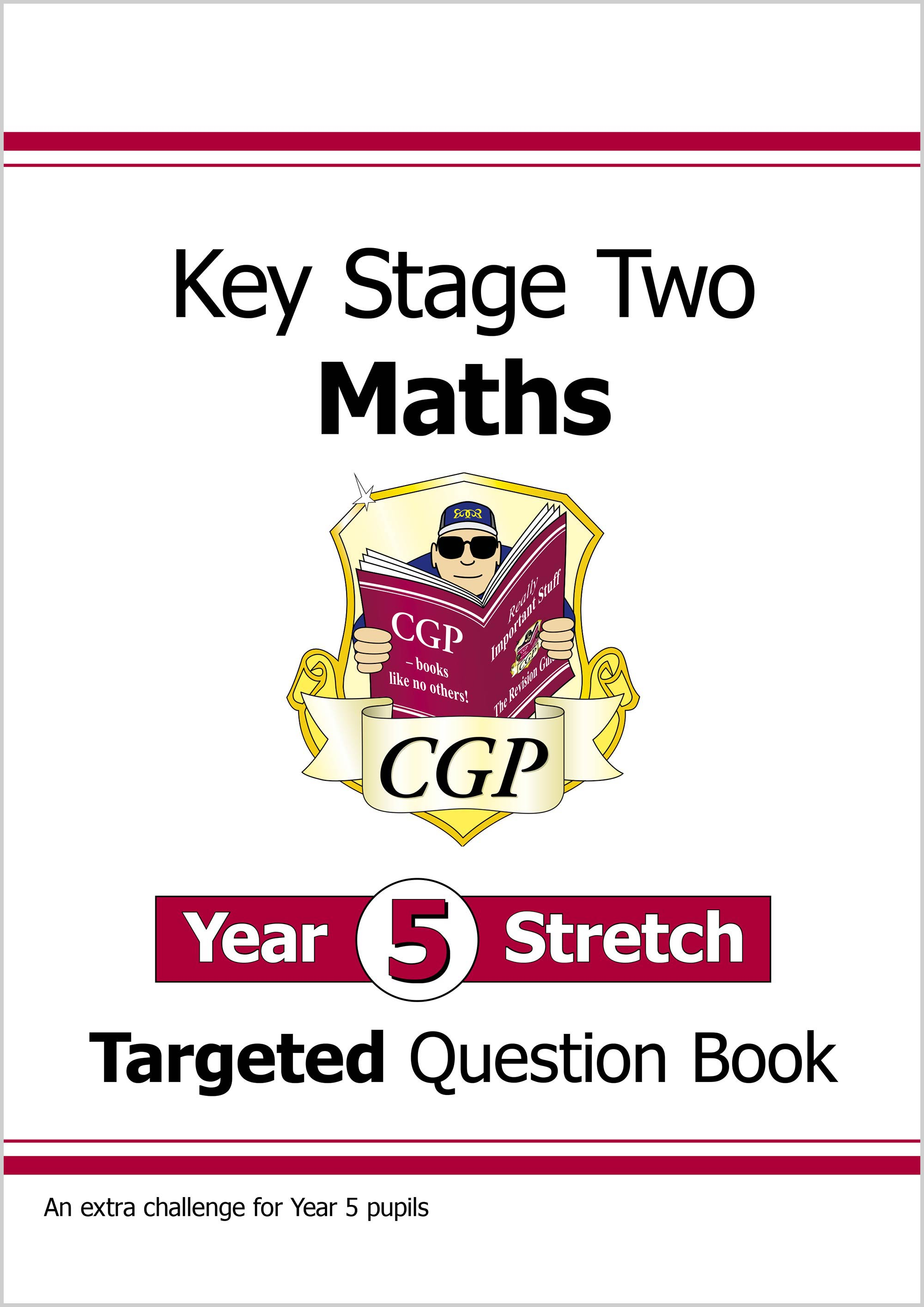 M5HQ21D - KS2 Maths Targeted Question Book: Challenging Maths - Year 5 Stretch Online Edition
