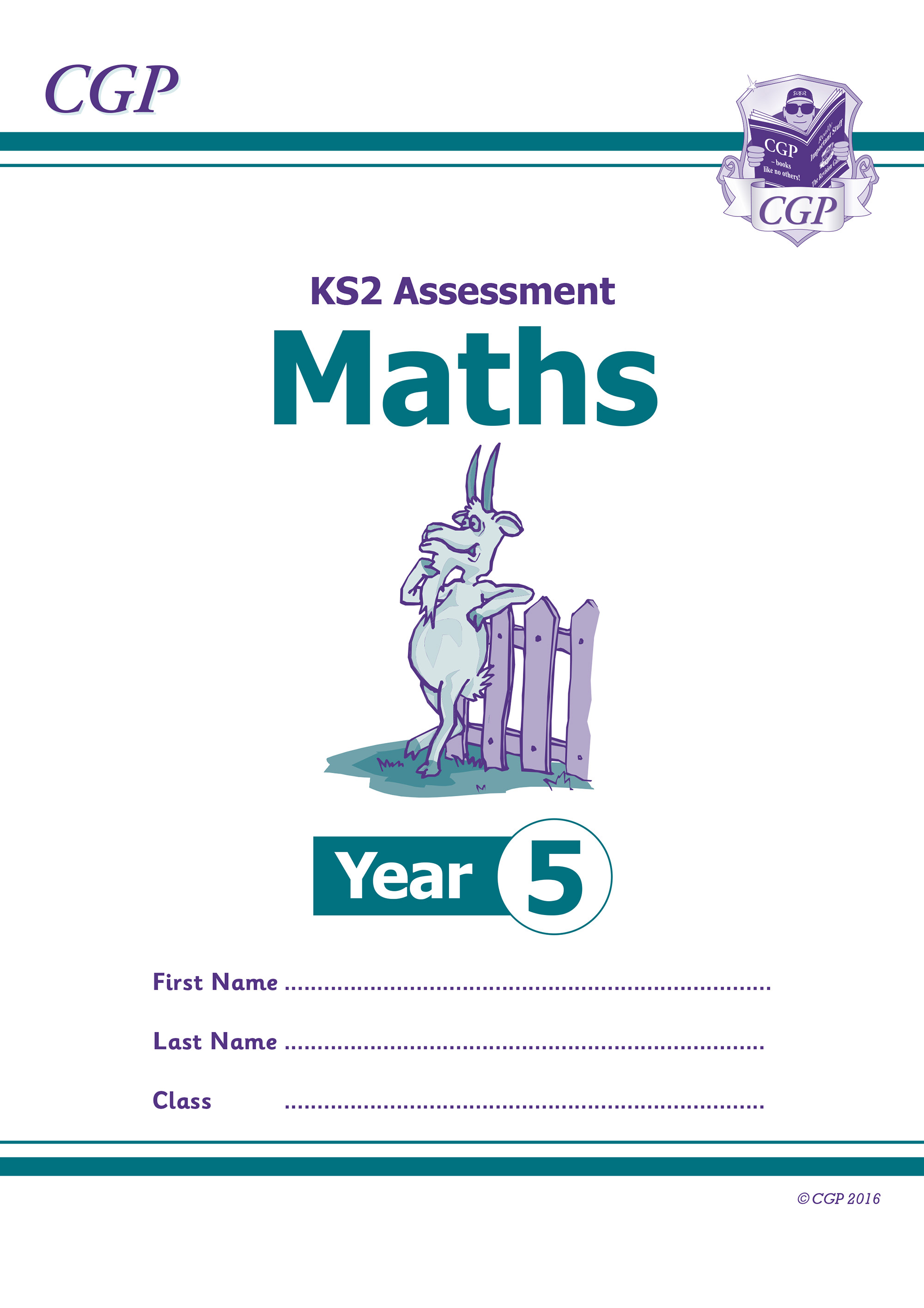 M5P21 - KS2 Assessment: Maths - Year 5 Test