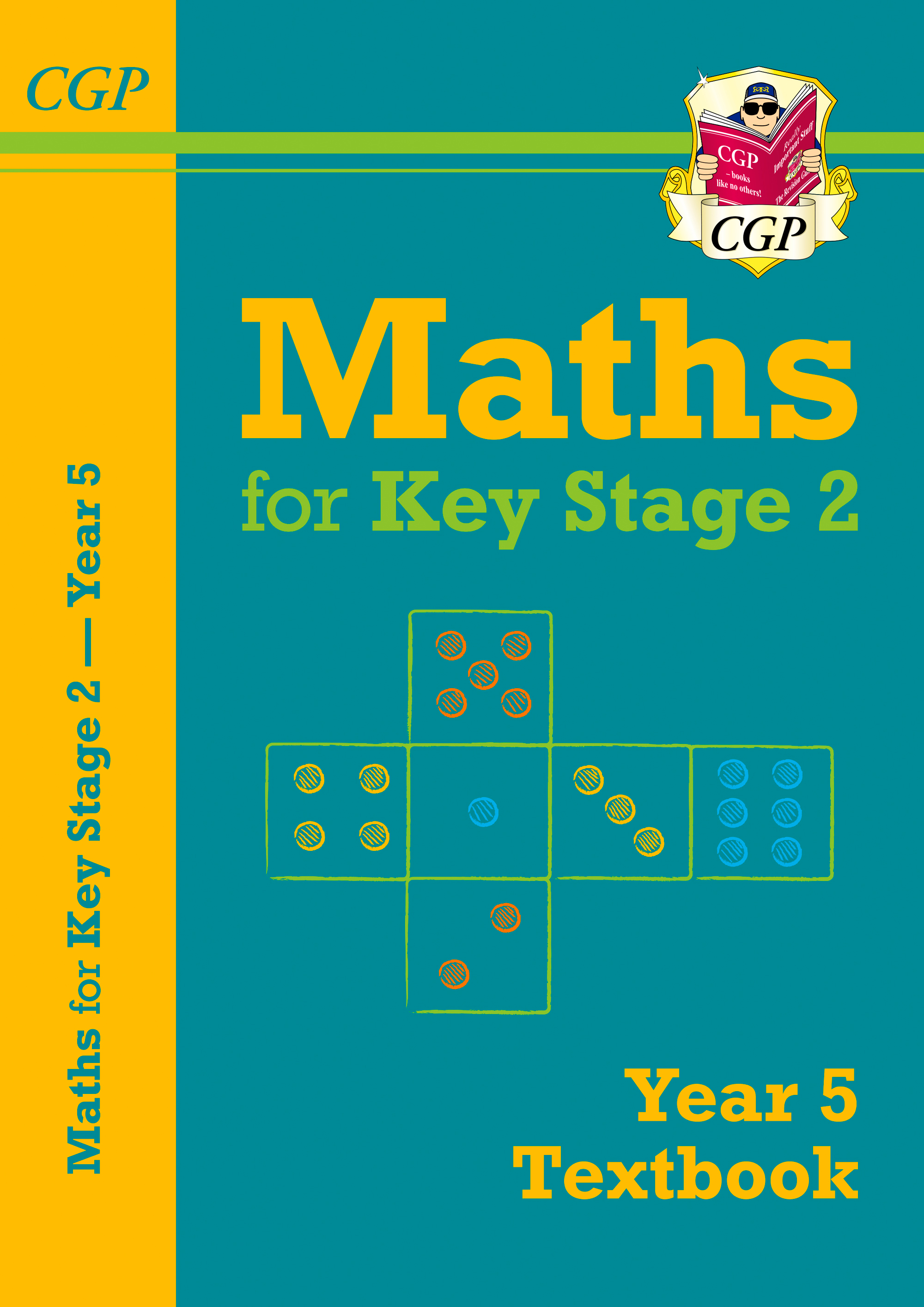 M5PB21DK - New KS2 Maths Textbook - Year 5