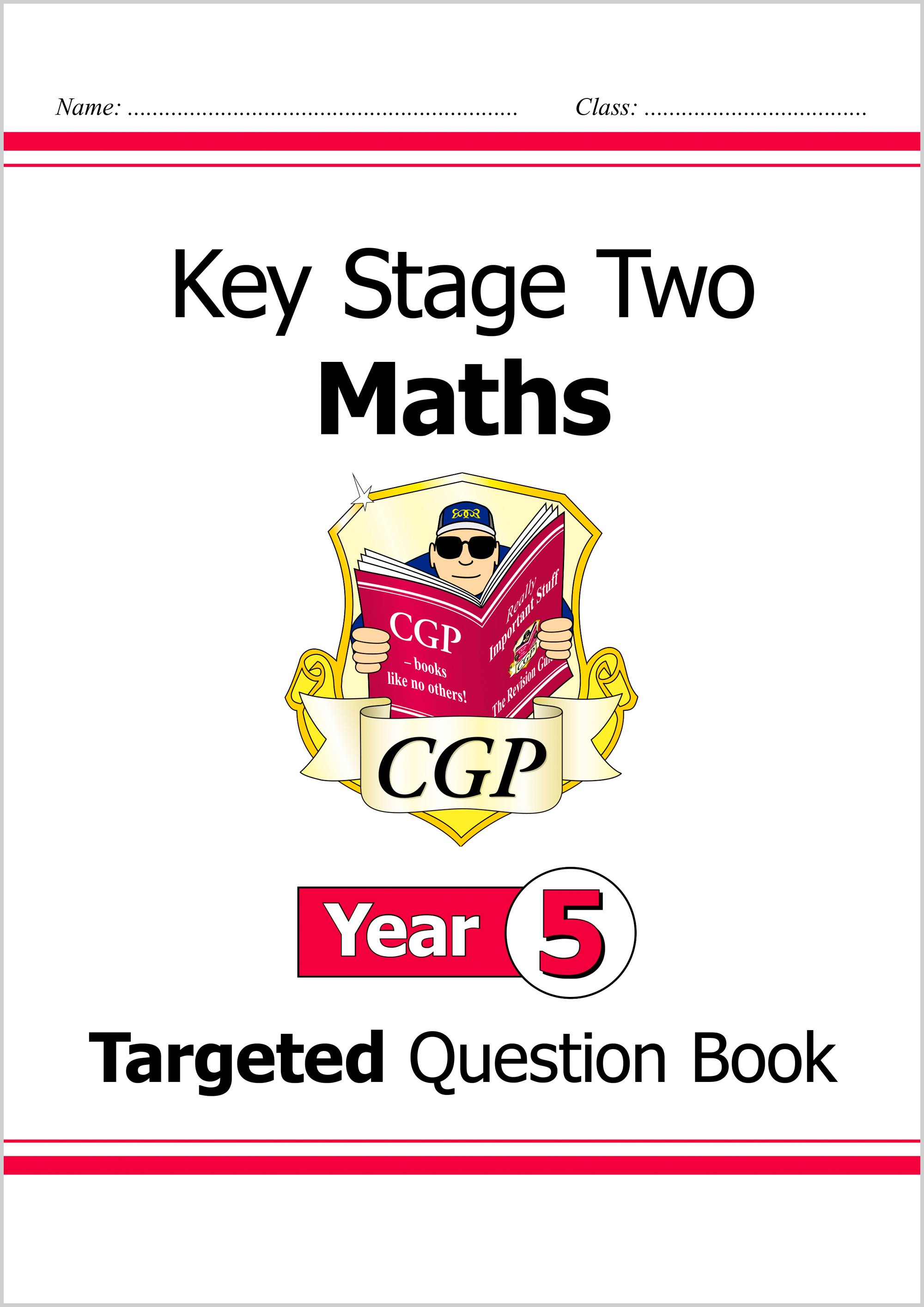 M5Q23DK - KS2 Maths Targeted Question Book - Year 5