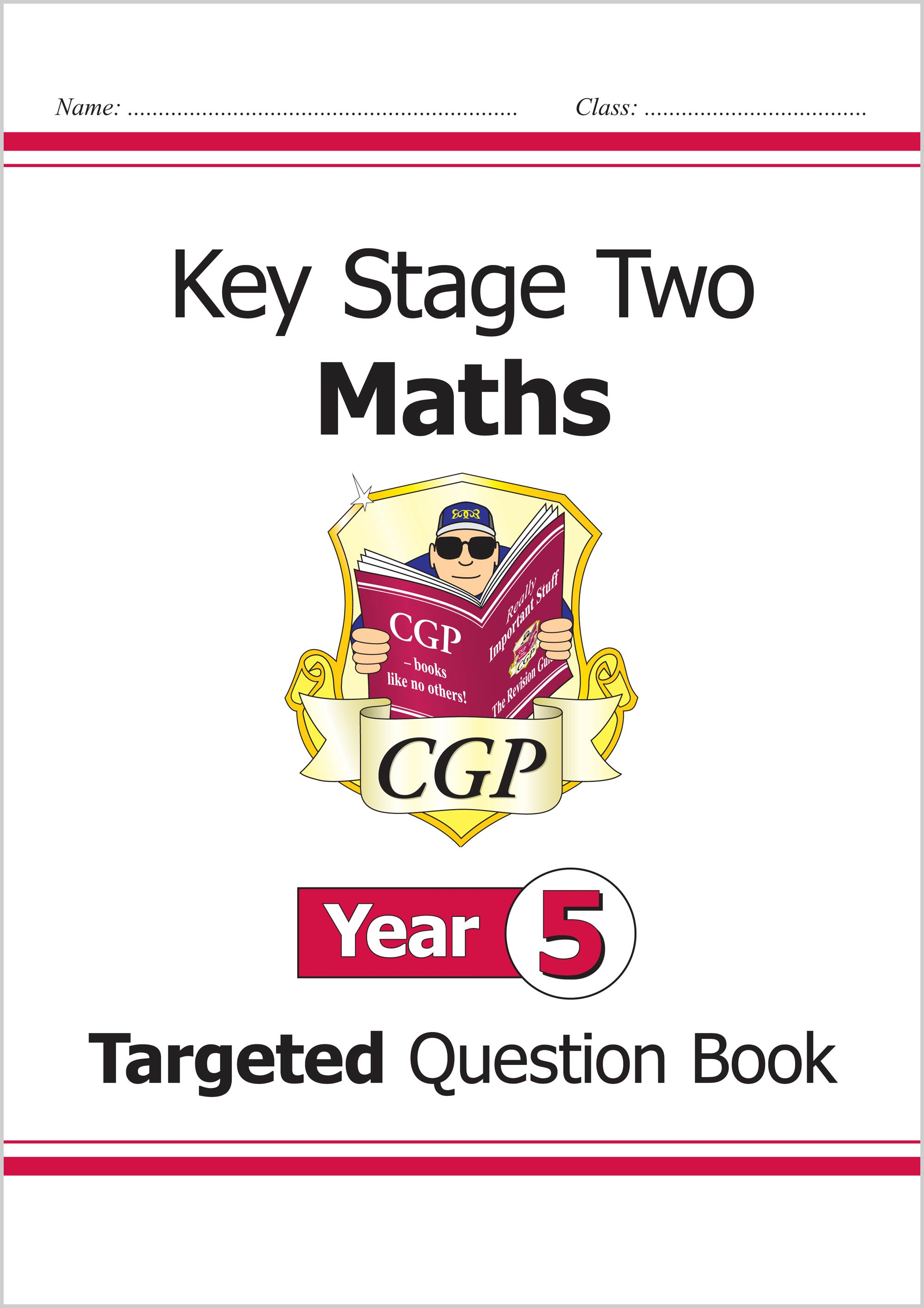M5Q24 - KS2 Maths Targeted Question Book - Year 5