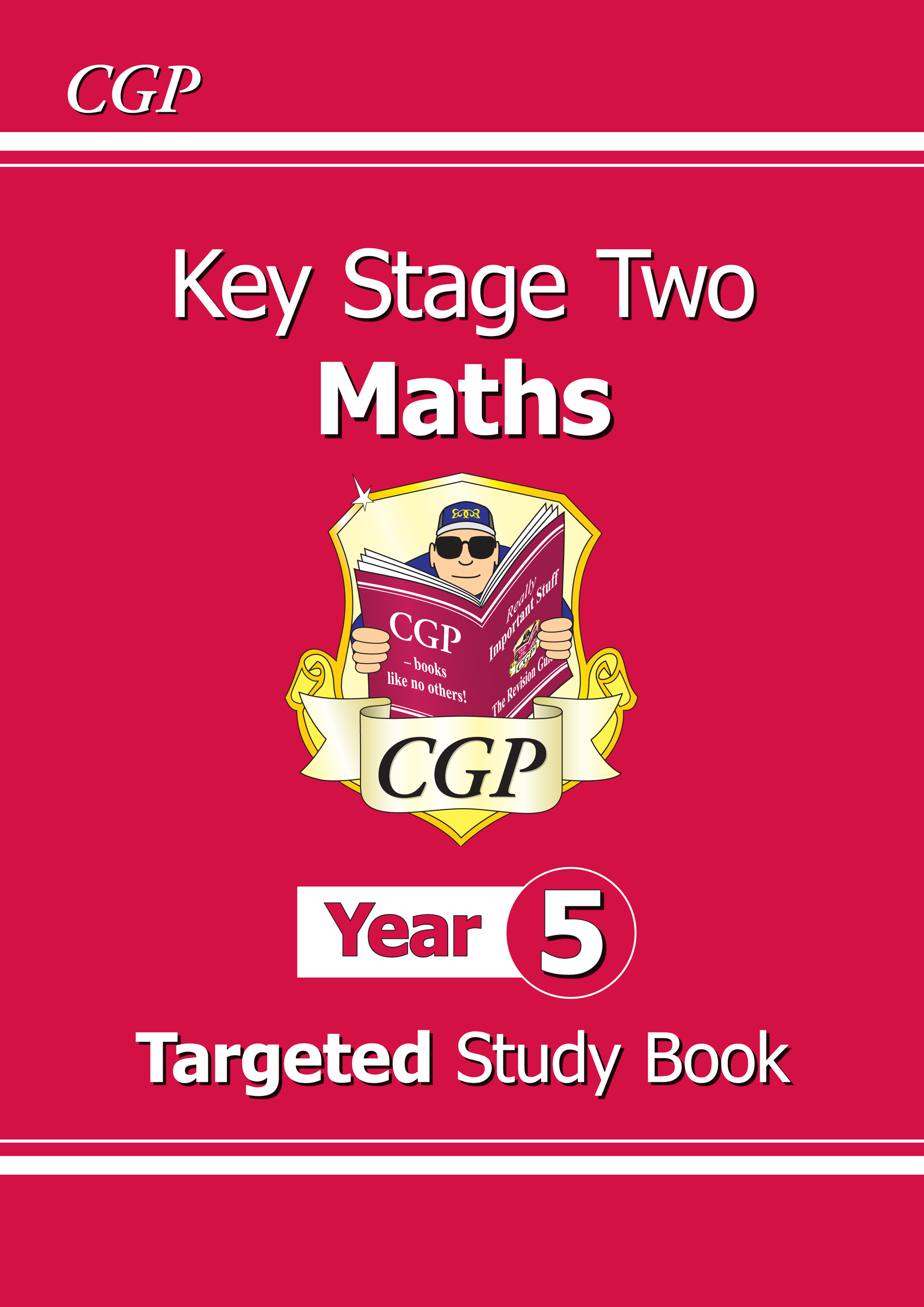 M5R23 - KS2 Maths Targeted Study Book - Year 5