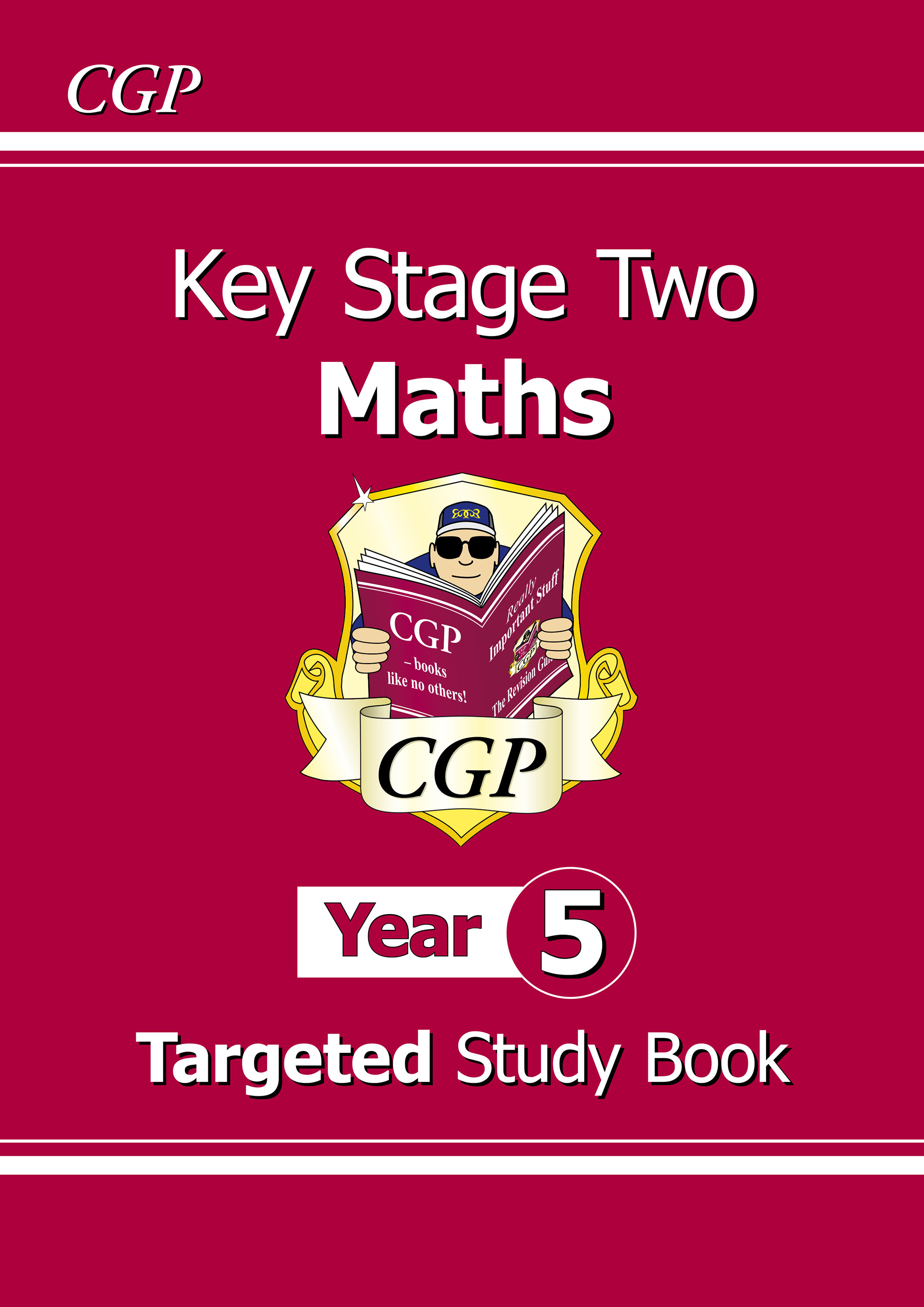 M5R23DK - KS2 Maths Targeted Study Book - Year 5