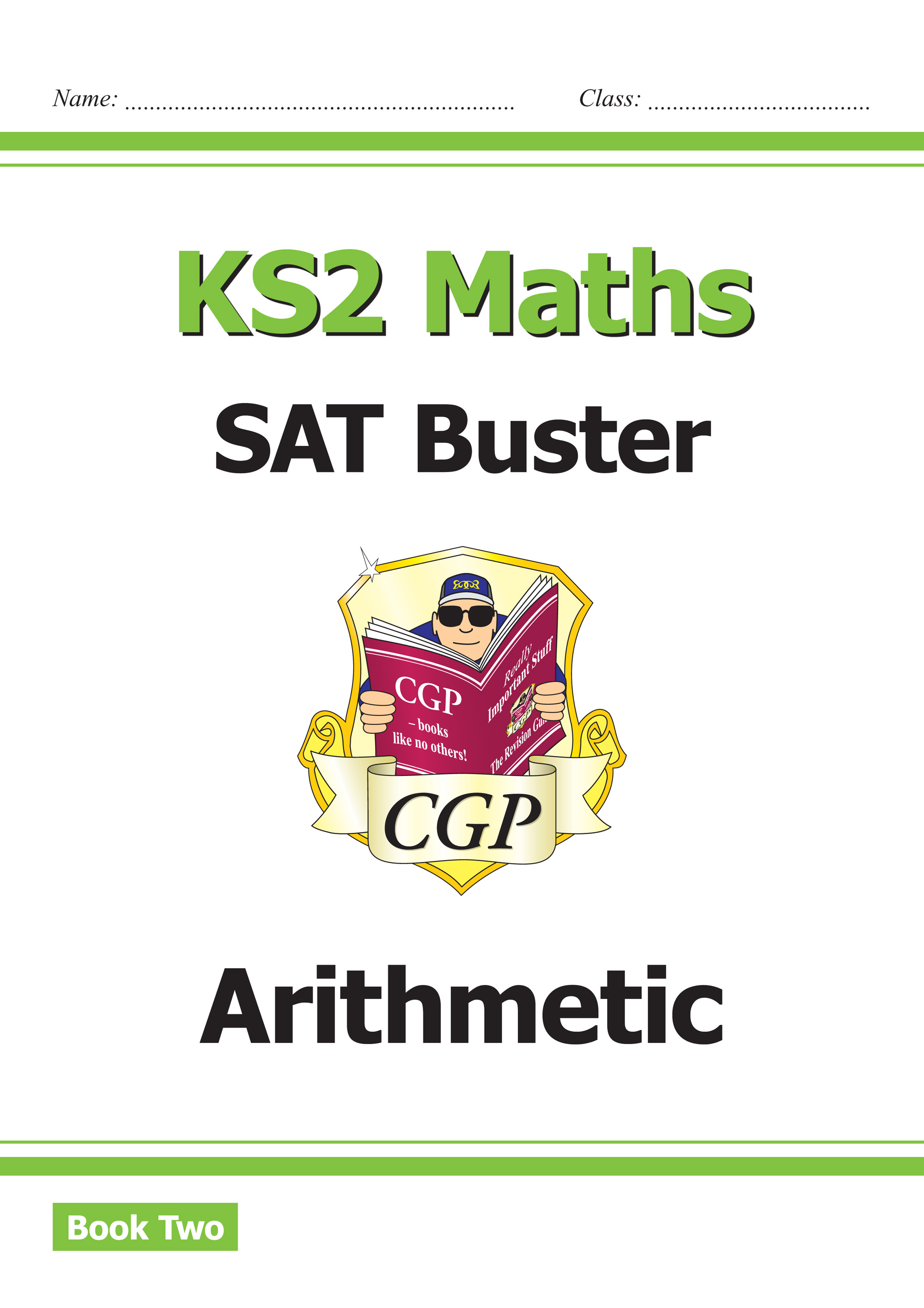 M6ARI221 - New KS2 Maths SAT Buster: Arithmetic Book 2 (for the 2019 tests)