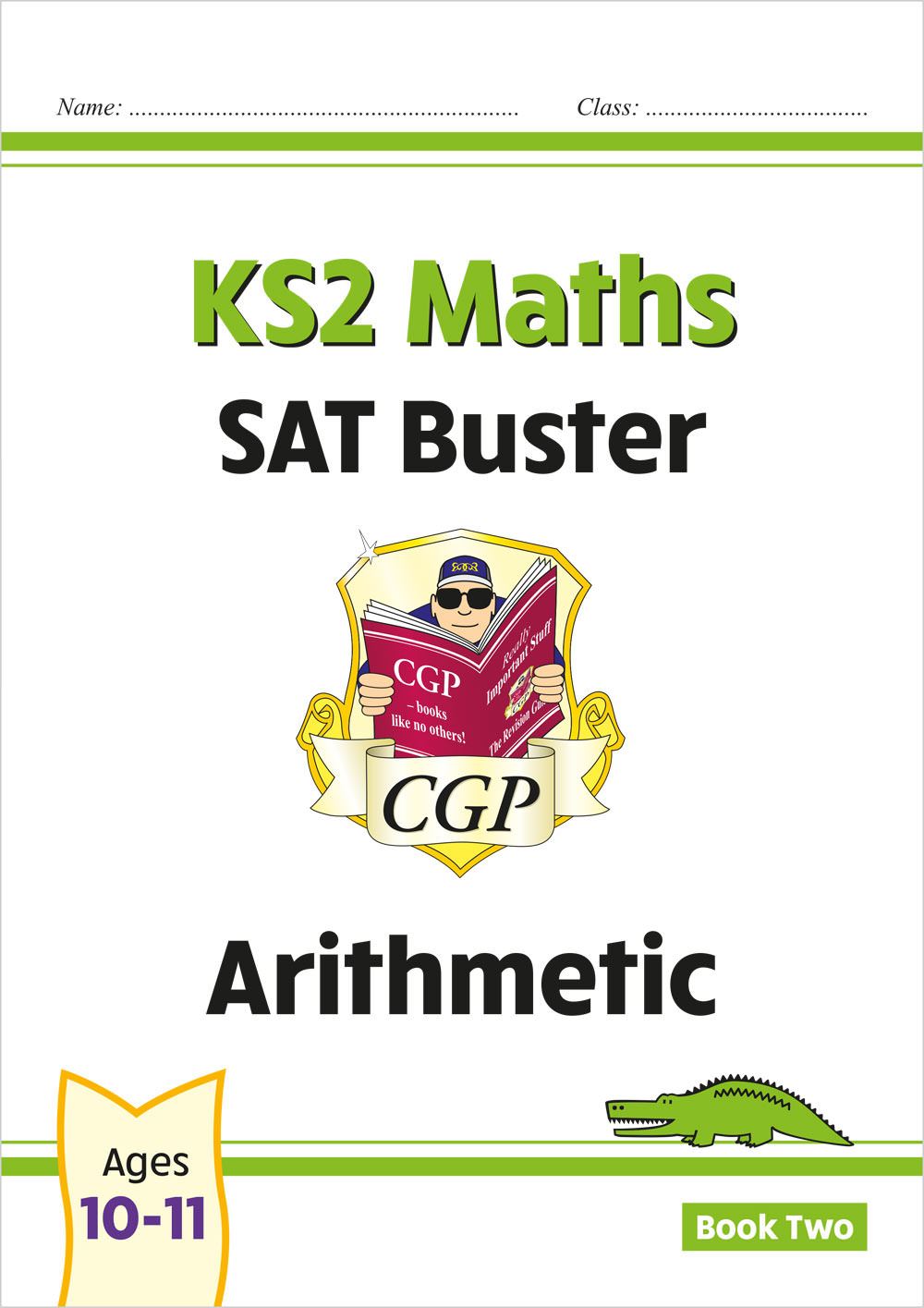 M6ARI222 - New KS2 Maths SAT Buster: Arithmetic - Book 2