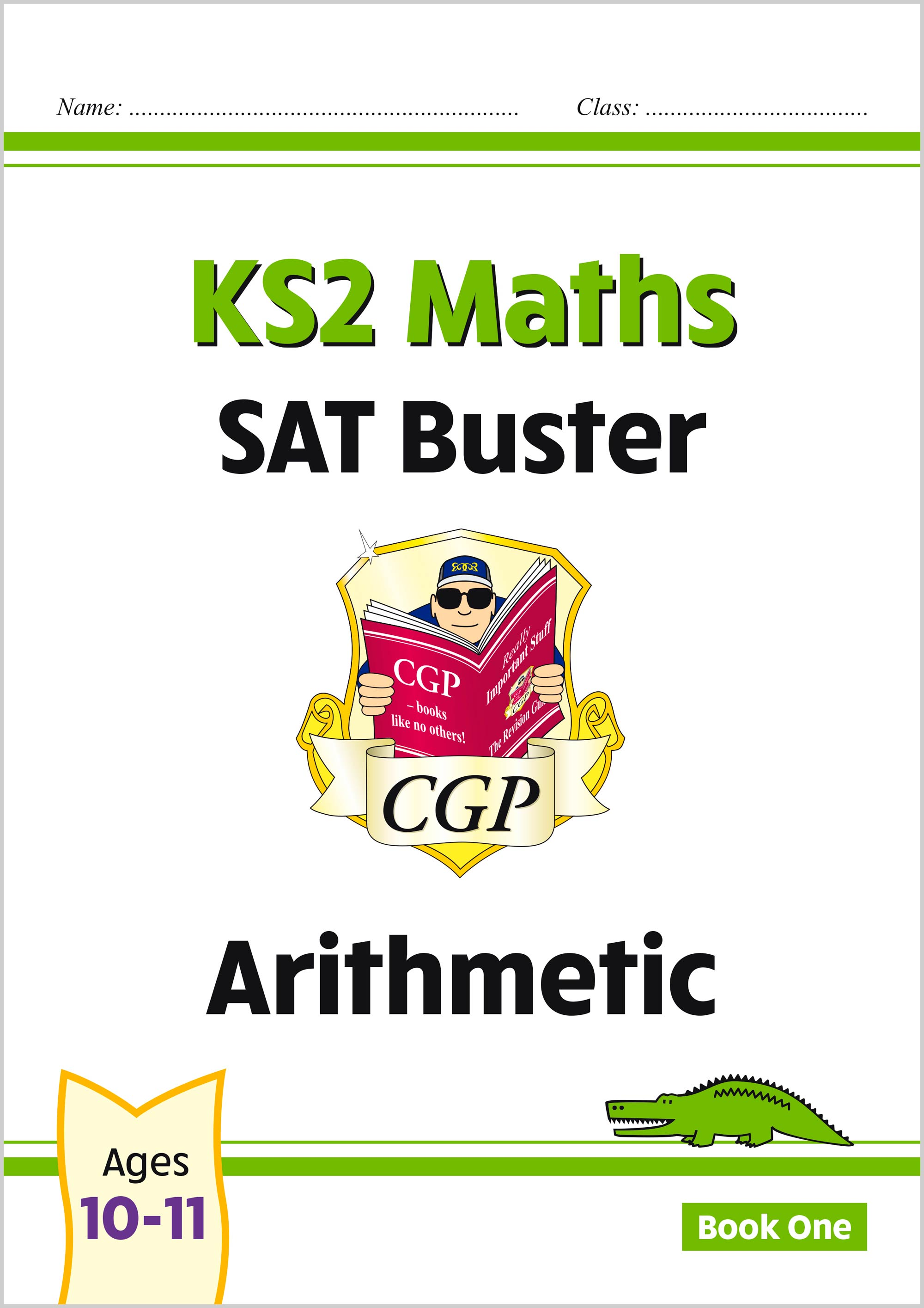 M6ARI24 - New KS2 Maths SAT Buster: Arithmetic - Book 1 (for the 2020 tests)