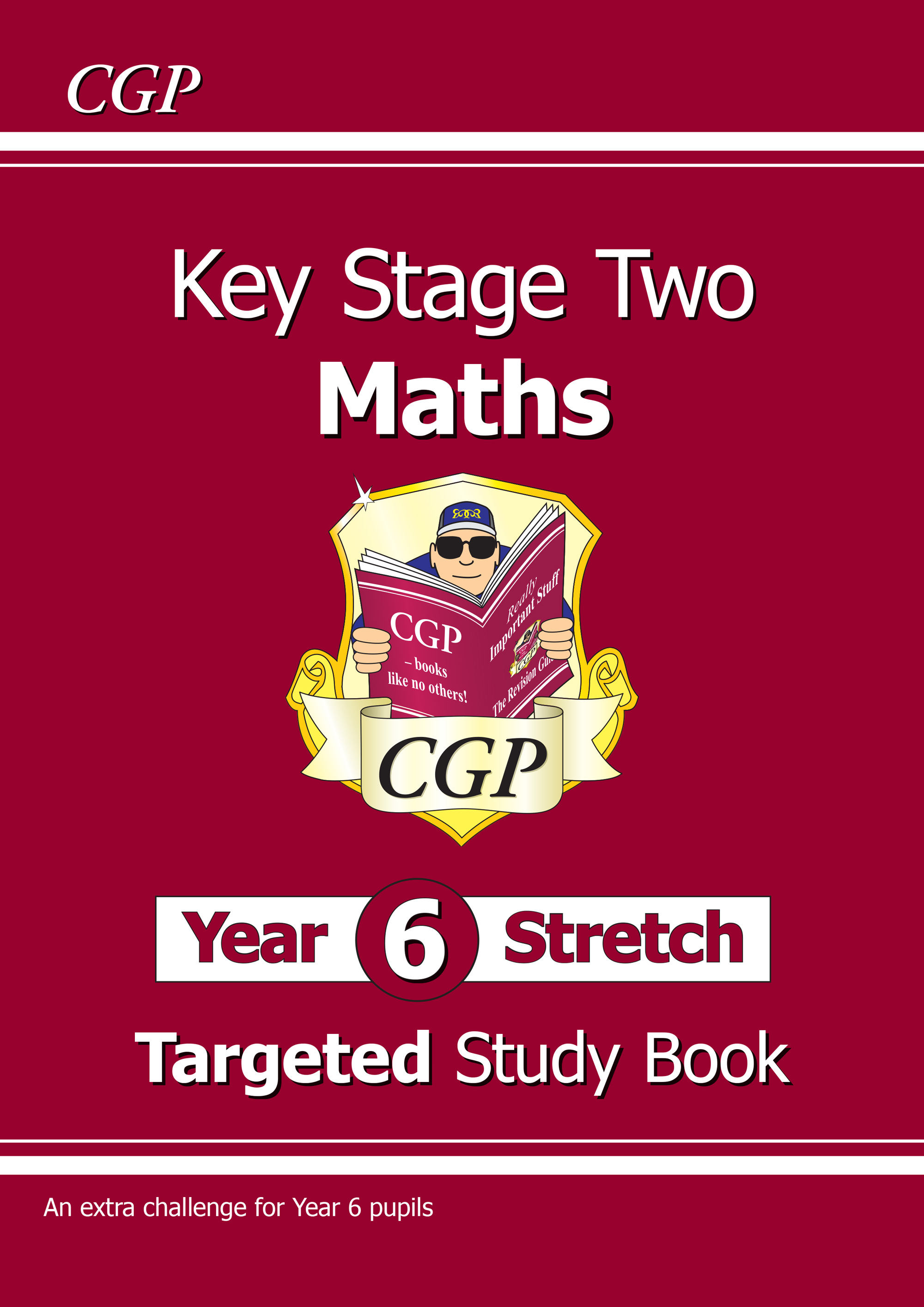 M6HR22 - KS2 Maths Targeted Study Book: Challenging Maths - Year 6 Stretch
