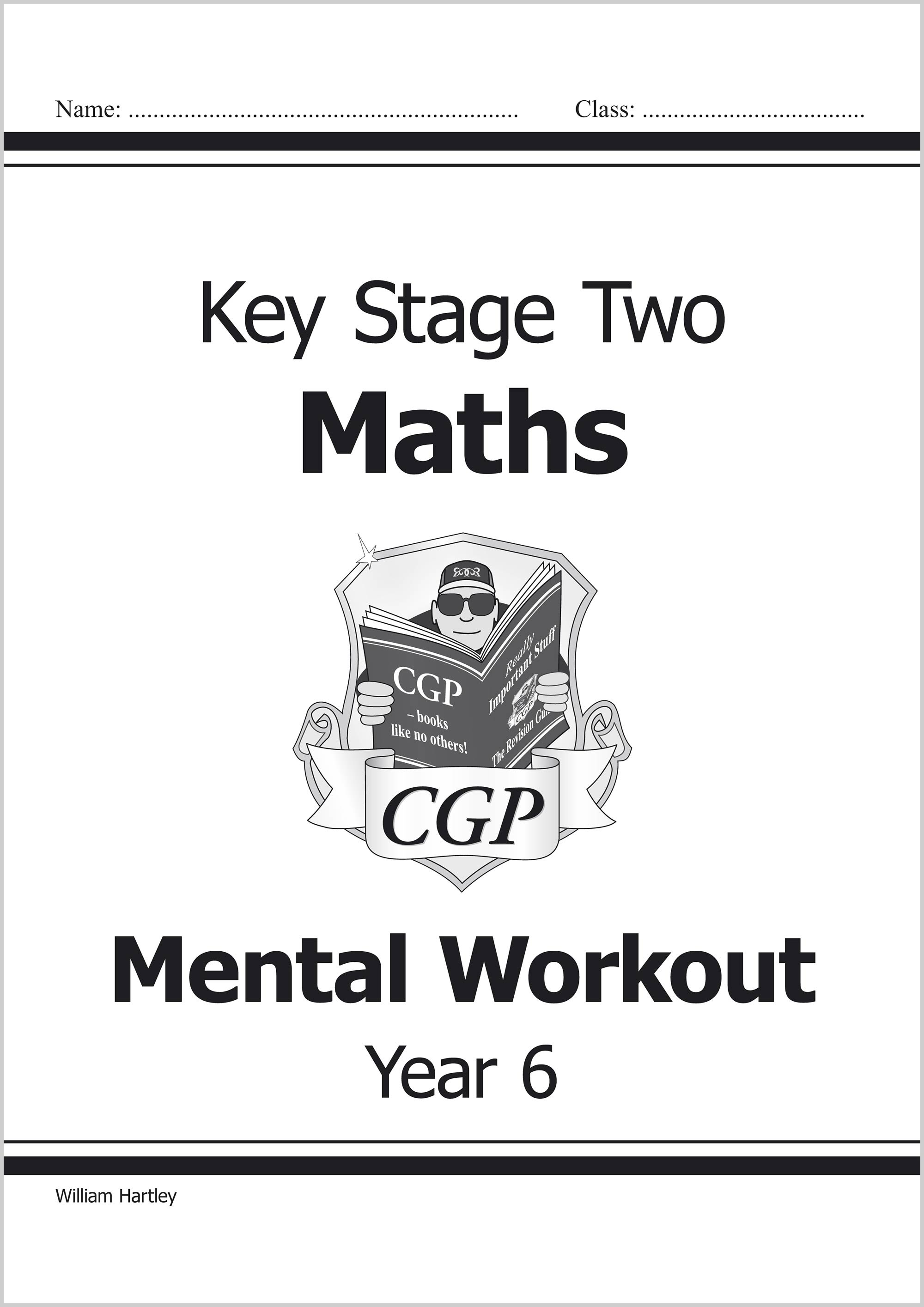 M6MA22 - KS2 Mental Maths Workout - Year 6