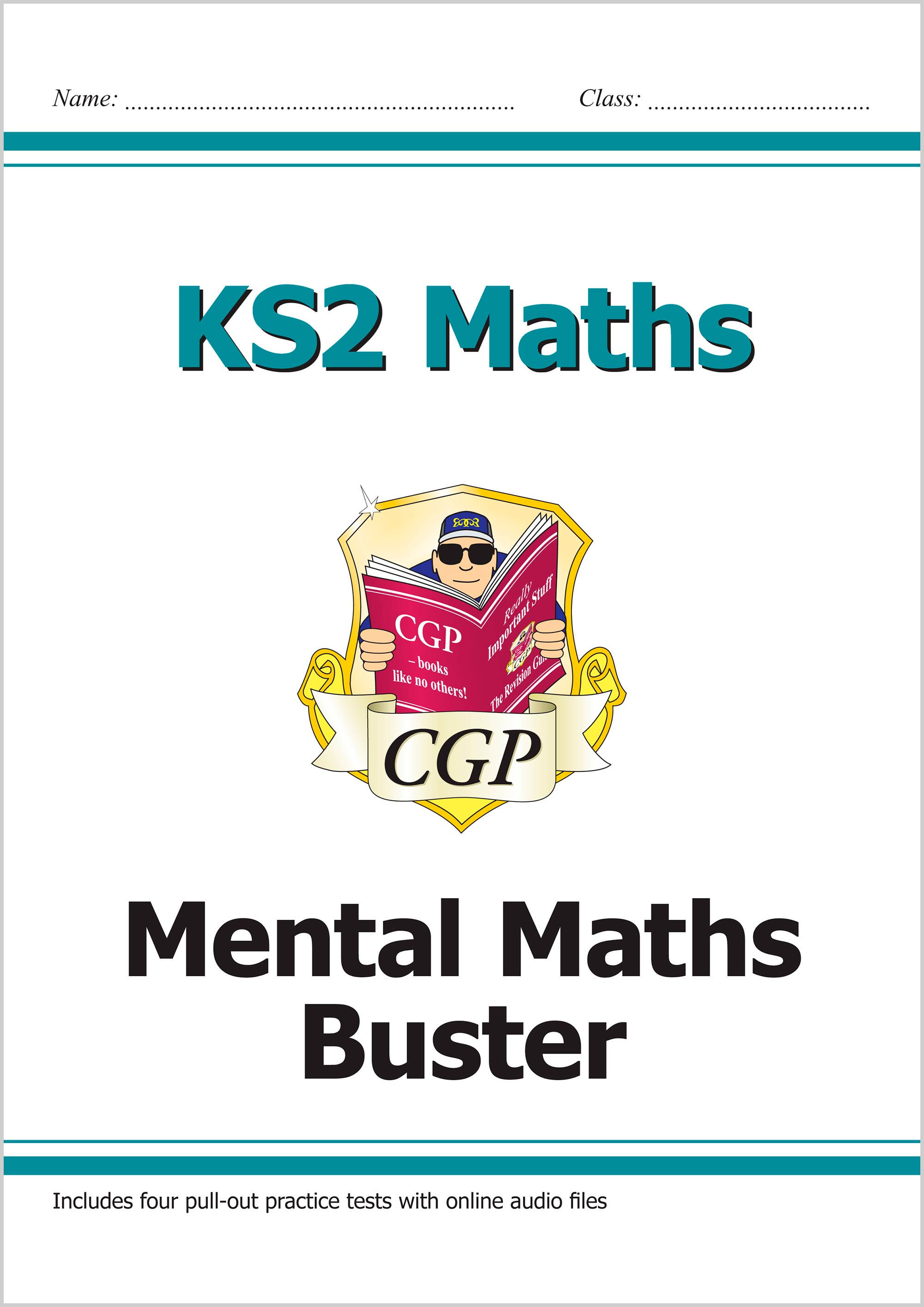 M6MM22 - KS2 Maths - Mental Maths Buster (with audio tests)