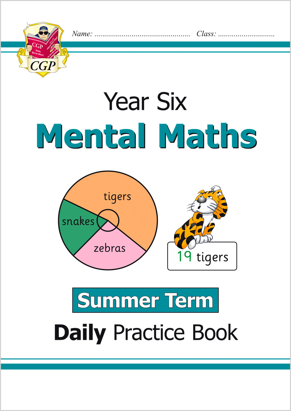 M6MWSU21 - New Mental Maths Daily Practice Book: Year 6 - Summer Term