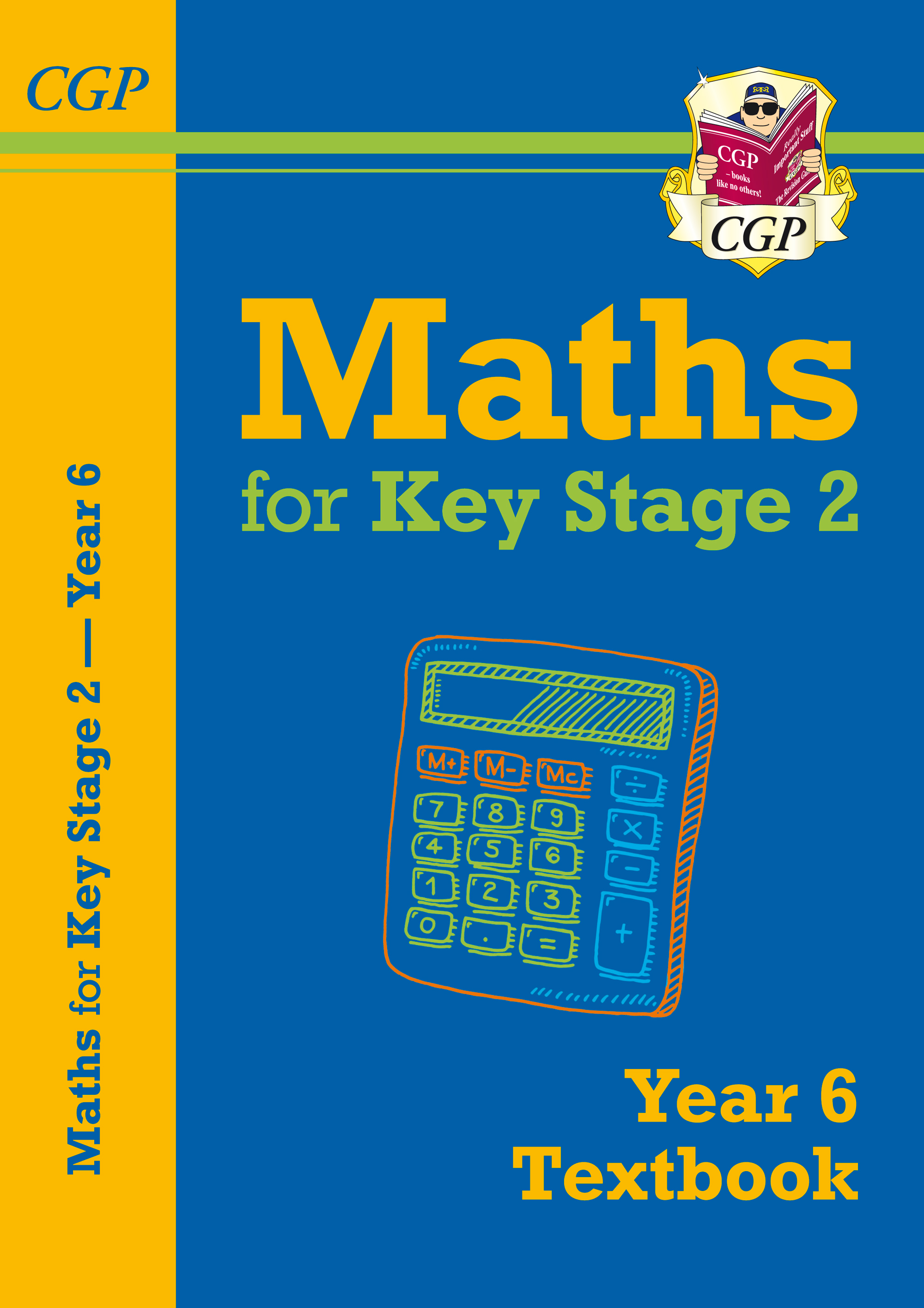 M6PB21 - KS2 Maths Textbook - Year 6
