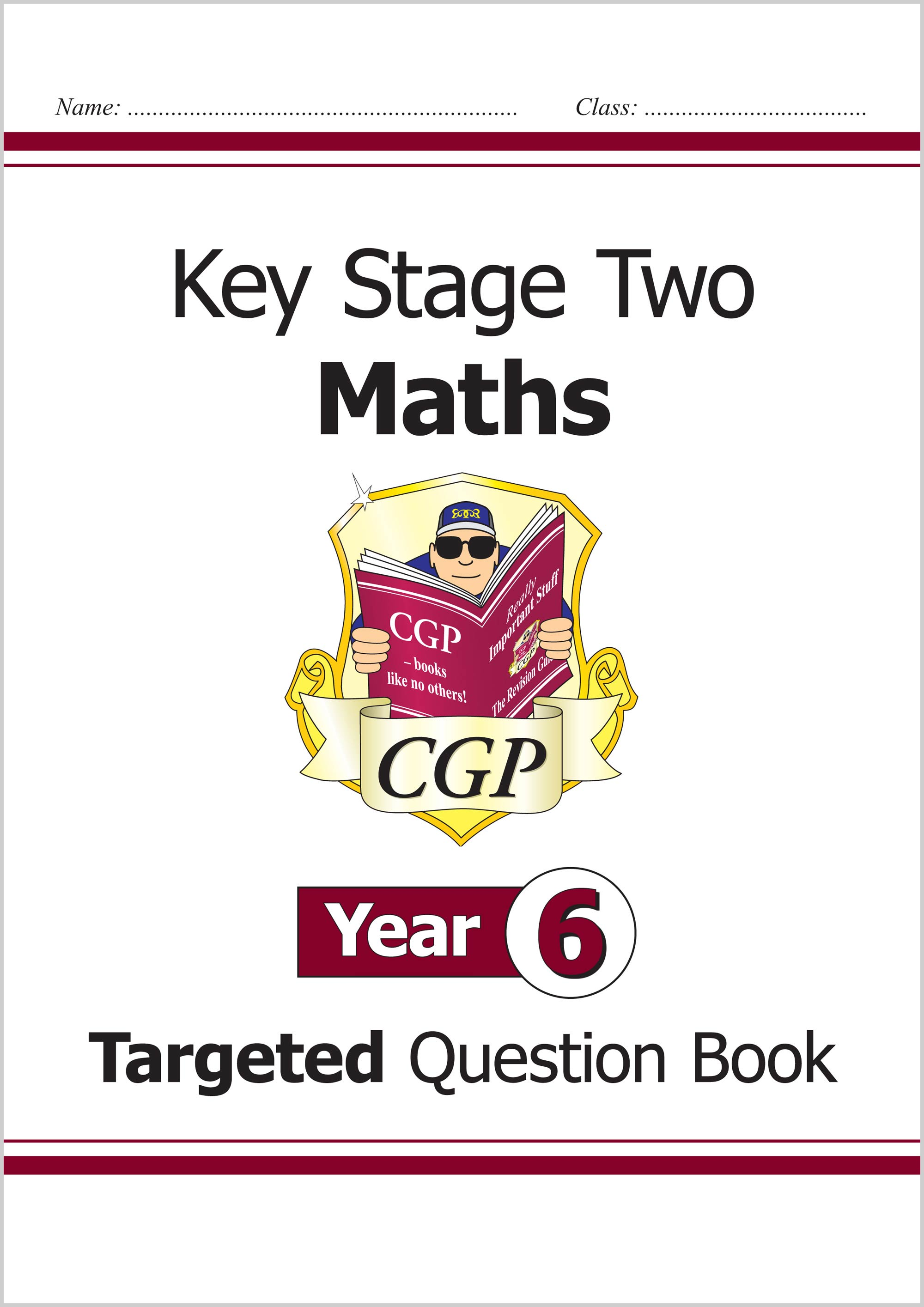 M6Q24 - KS2 Maths Targeted Question Book - Year 6