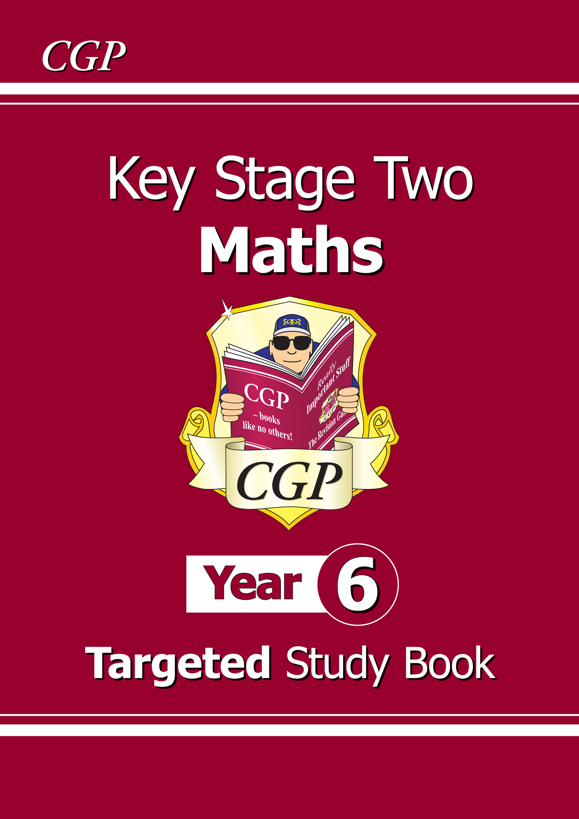 M6R23 - KS2 Maths Targeted Study Book - Year 6