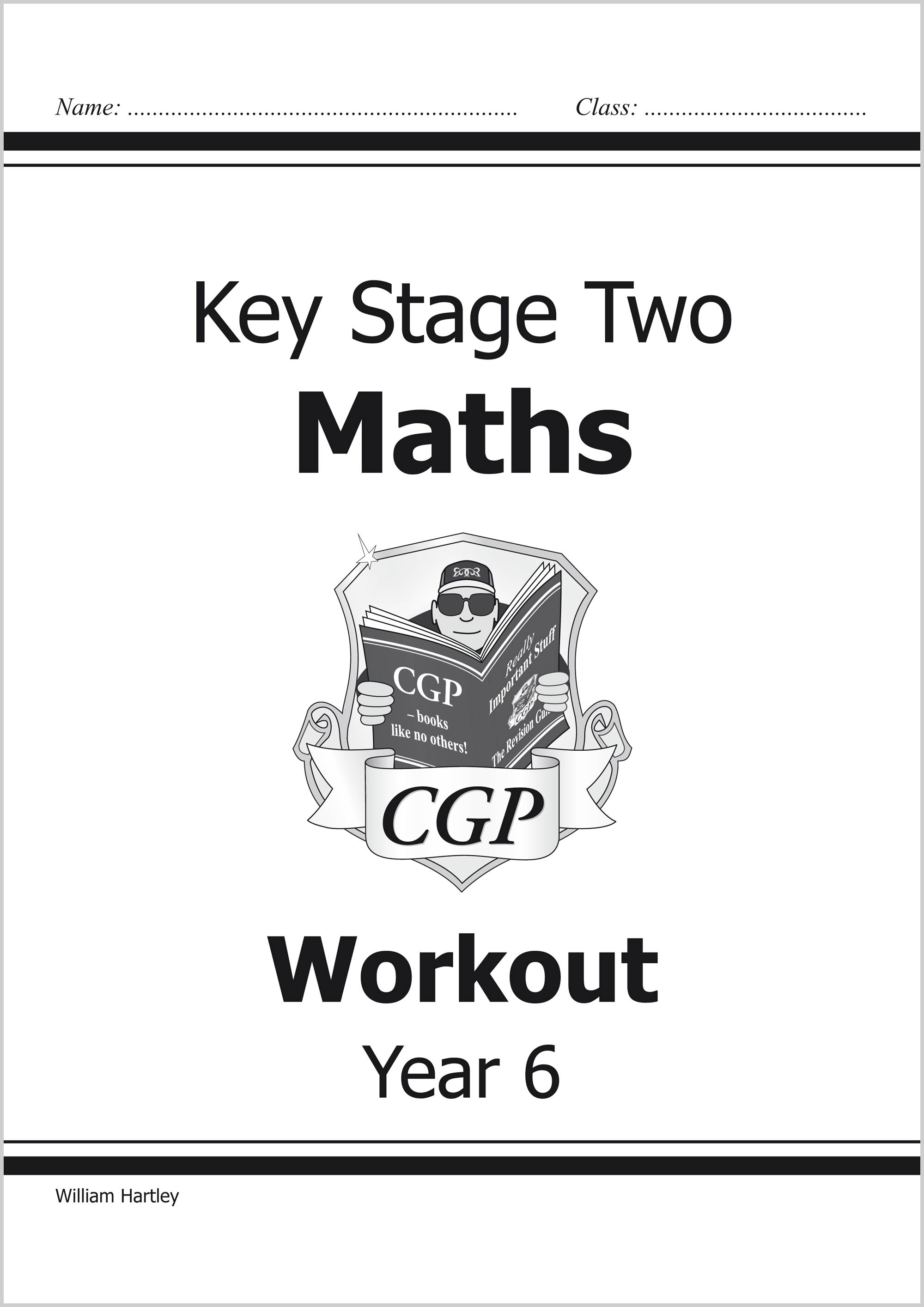 M6W21 - KS2 Maths Workout - Year 6