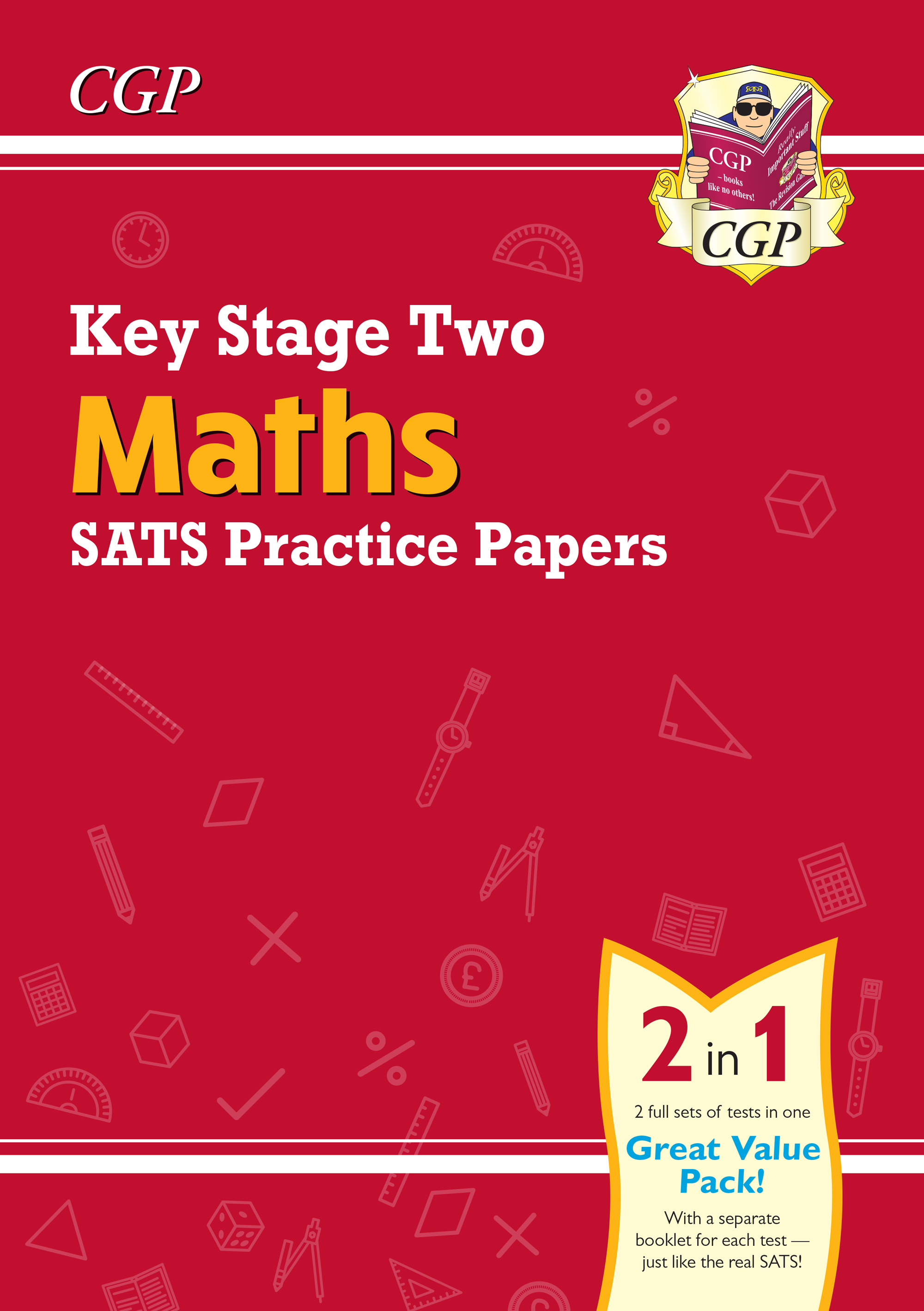MHB27 - New KS2 Maths SATS Practice Papers (for the tests in 2019)