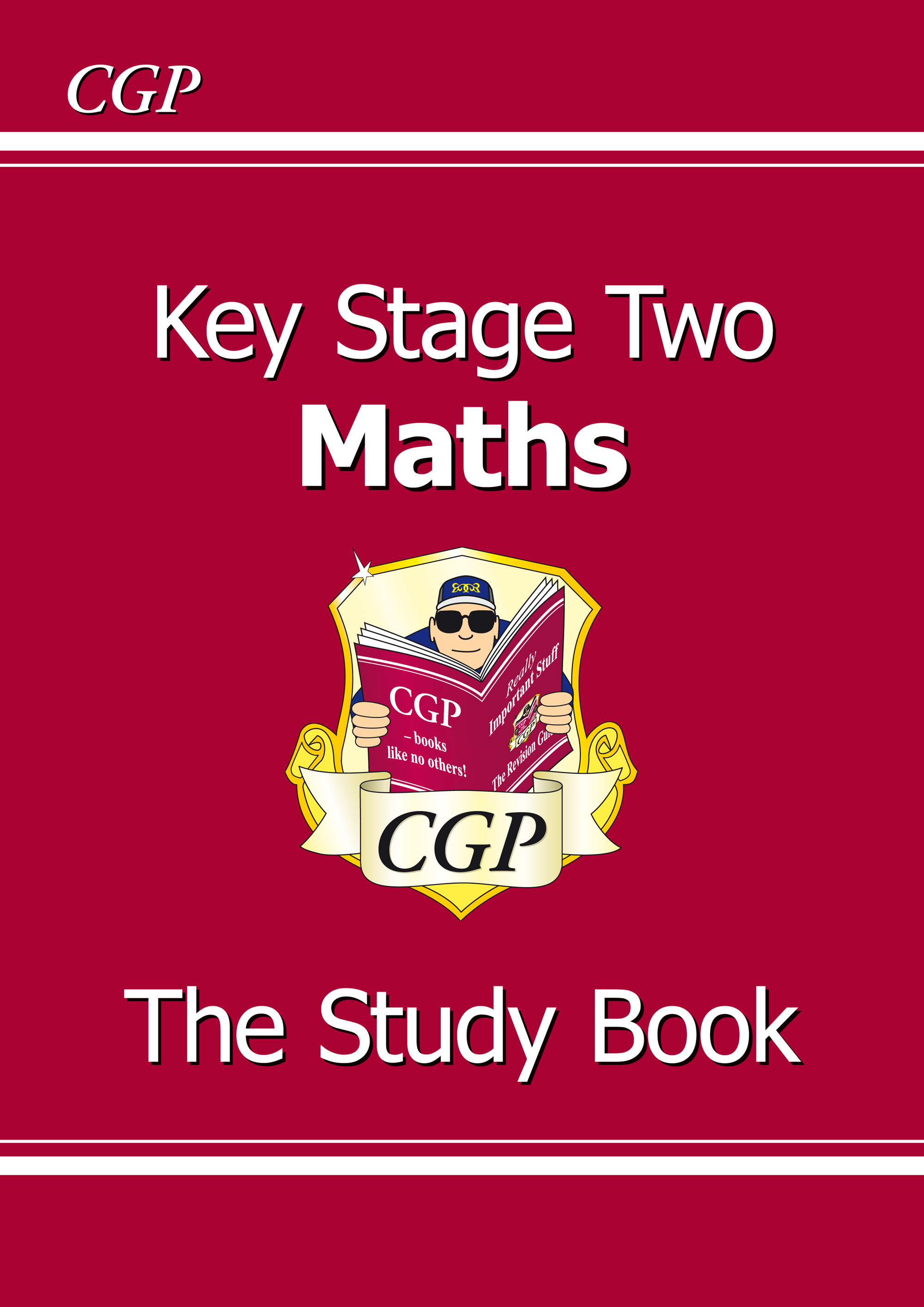 MHR26 - KS2 Maths Study Book