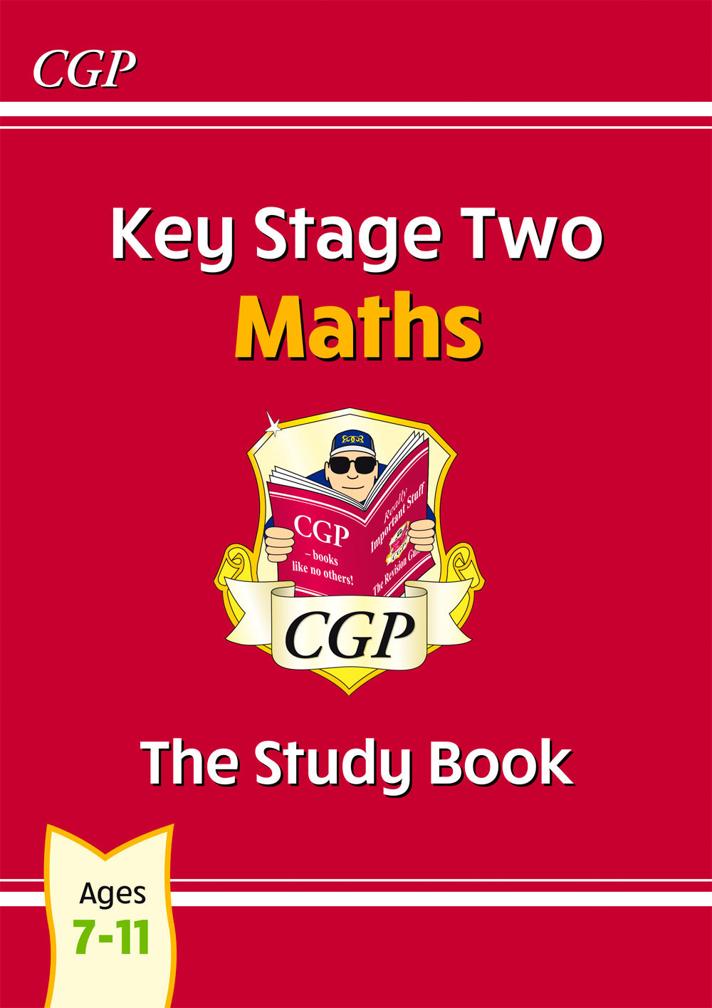MHR27 - New KS2 Maths Study Book - Ages 7-11