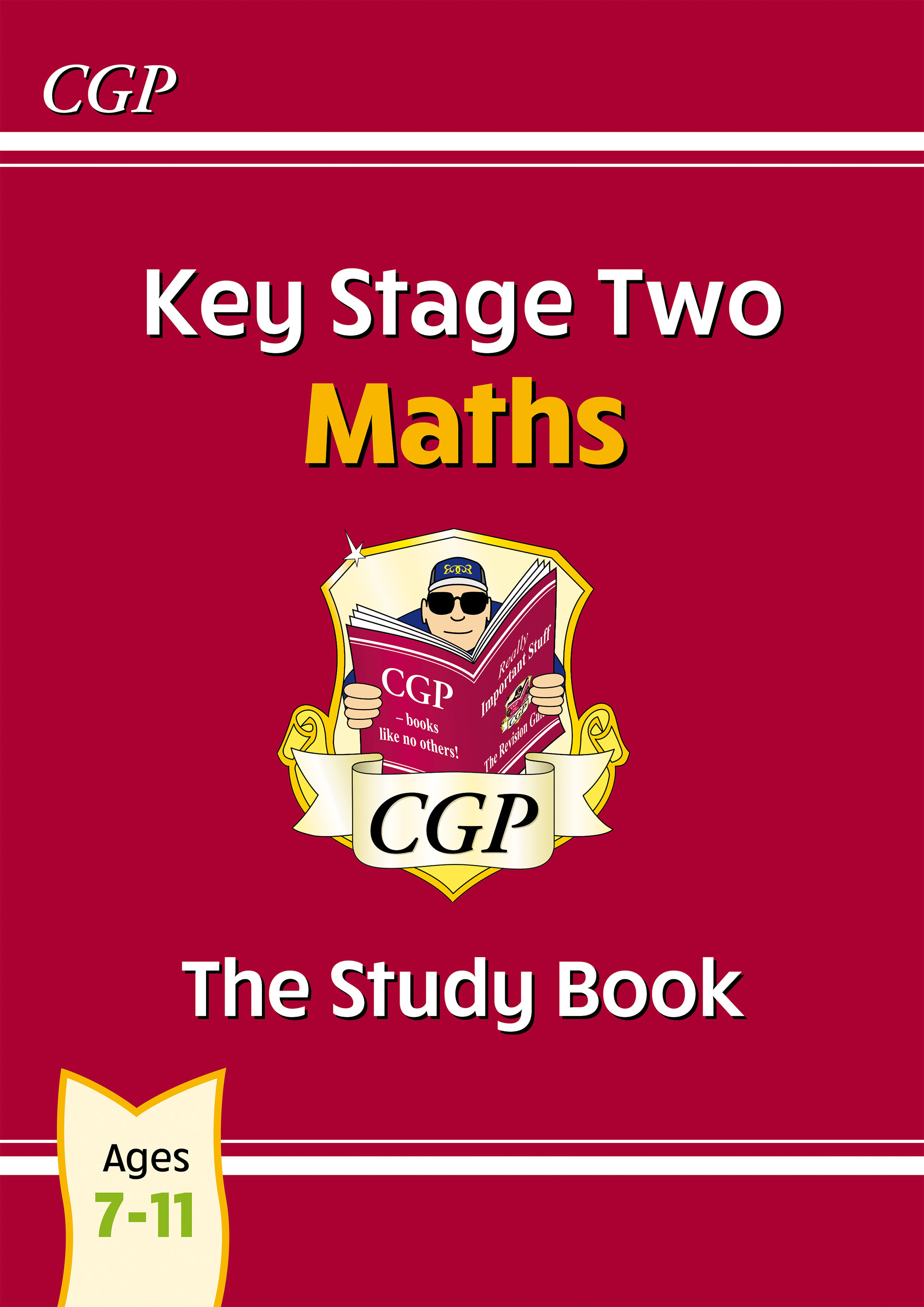 MHR27D - New KS2 Maths Study Book - Ages 7-11 Online Edition