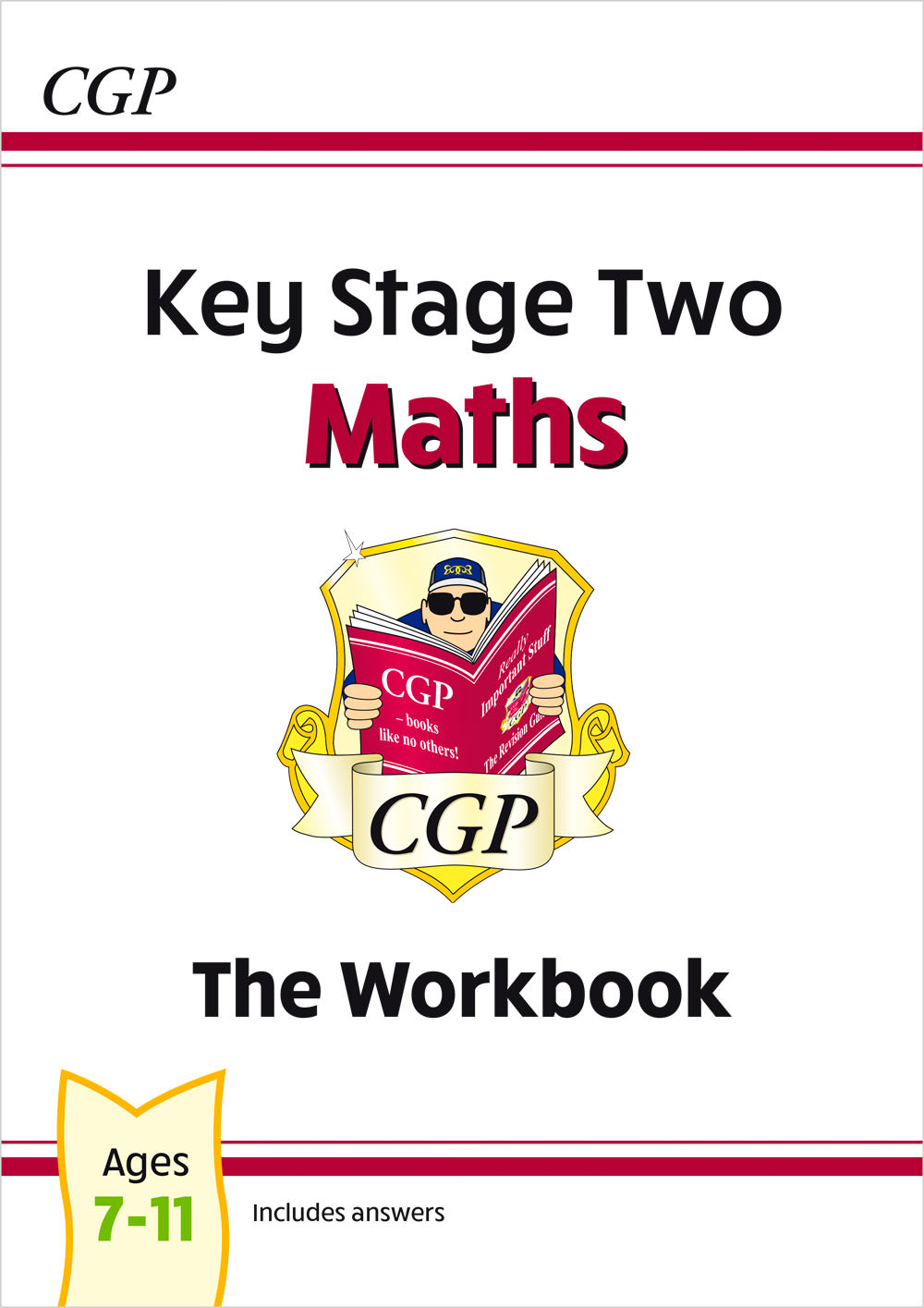 MHW27 - New KS2 Maths Workbook - Ages 7-11