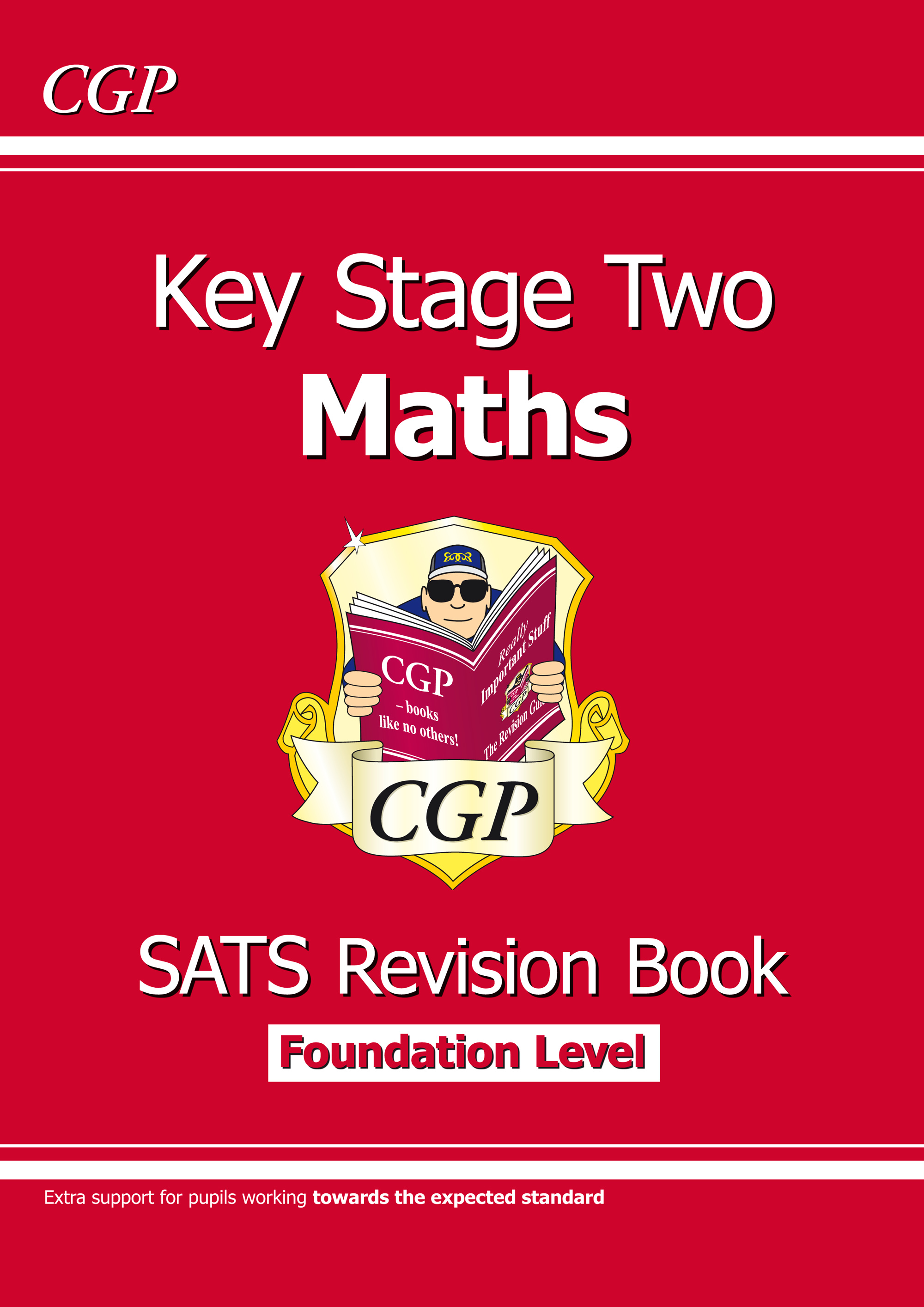 MLBR22 - KS2 Maths Targeted SATs Revision Book - Foundation Level (for the 2019 tests)