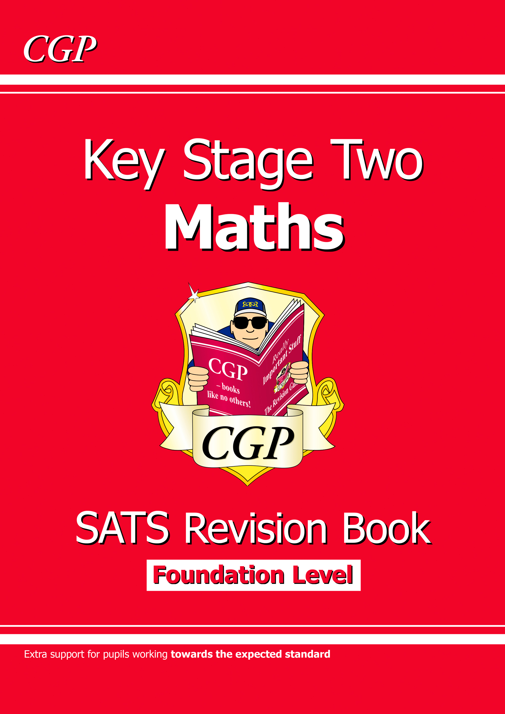 MLBR22DK - New KS2 Maths Targeted SATs Revision Book - Foundation Level (for tests in 2018 and beyon