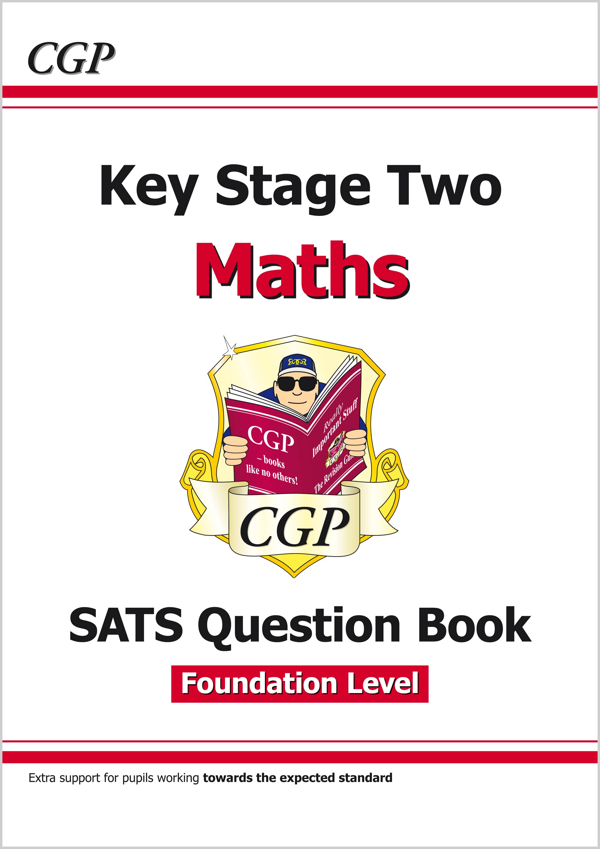 MLBW22 - KS2 Maths Targeted SATS Question Book - Foundation Level (for the 2019 tests)
