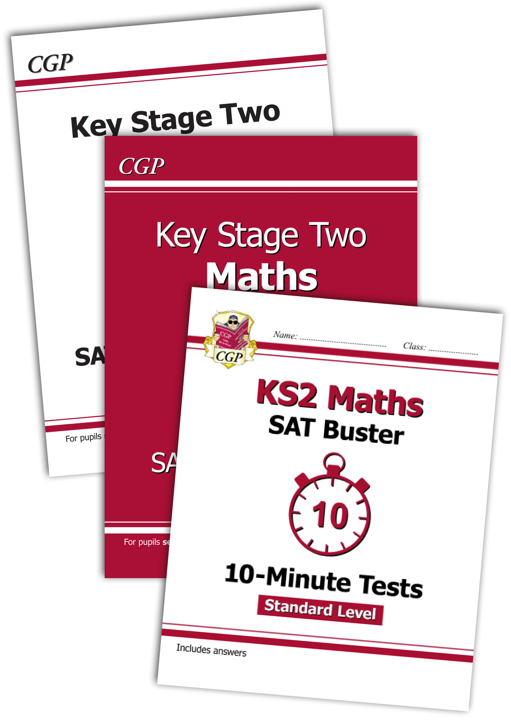 MLFB23 - The Complete KS2 Maths Targeted SATS Prep Bundle - Standard (for the 2019 tests)