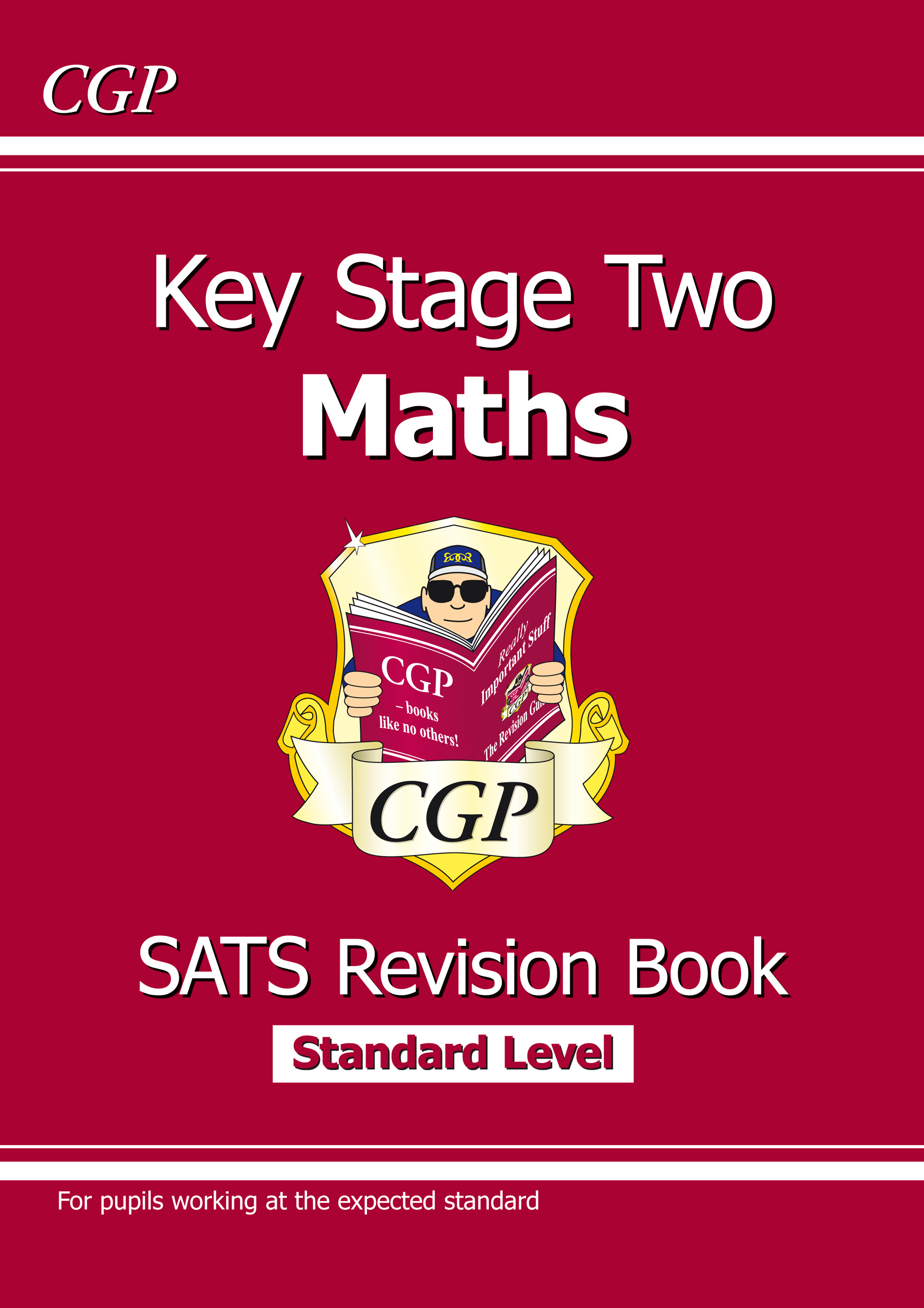 MLFR22 - KS2 Maths Targeted SATs Revision Book - Standard Level (for the 2019 tests)