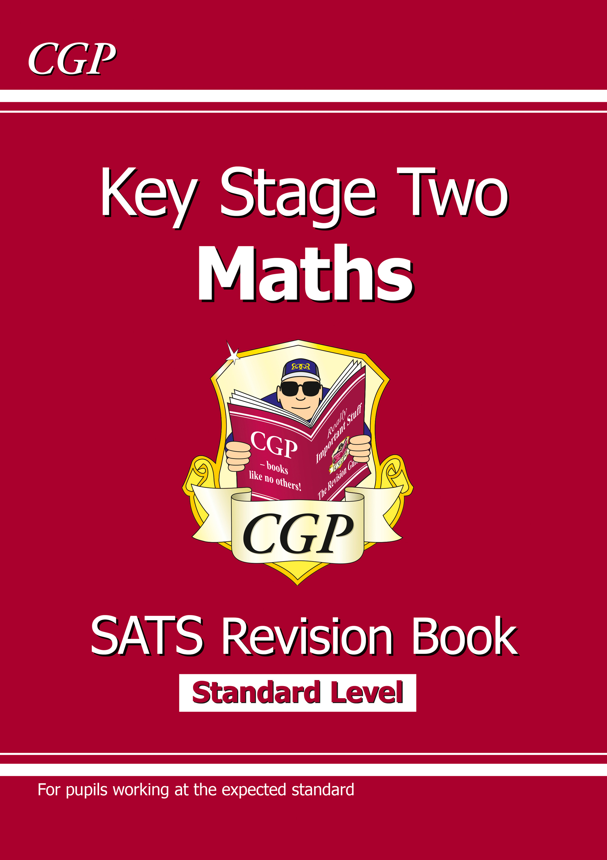 MLFR22DK - KS2 Maths Targeted SATs Revision Book - Standard Level (for tests in 2018 and beyond)