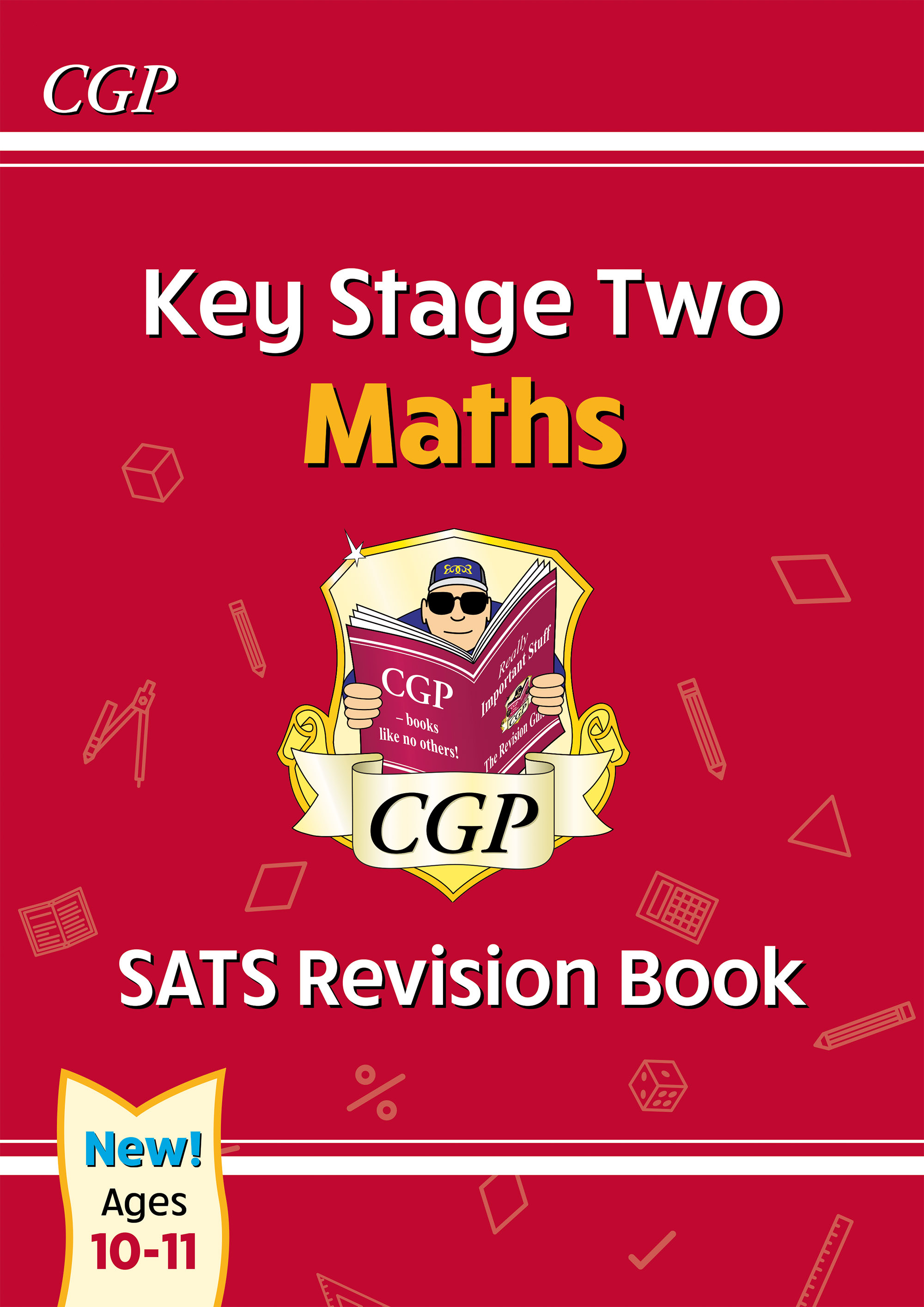 MLFR23DK - New KS2 Maths SATS Revision Book - Ages 10-11 (for the 2021 tests)