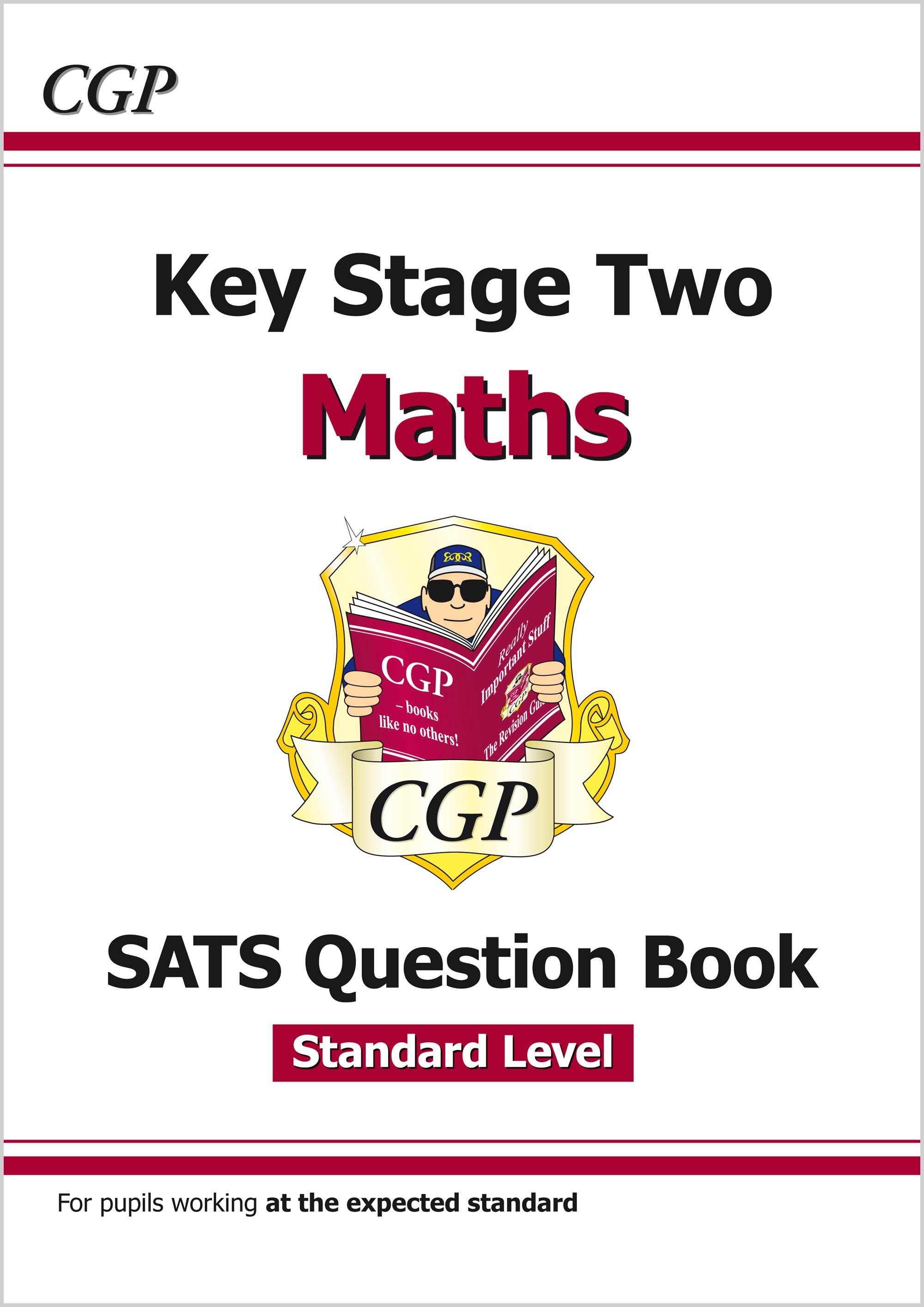 MLFW22 - KS2 Maths Targeted SATS Question Book - Standard Level (for the 2020 tests)