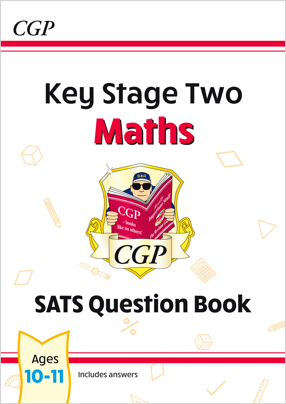 MLFW23 - New KS2 Maths SATS Question Book - Ages 10-11 (for the 2020 tests)